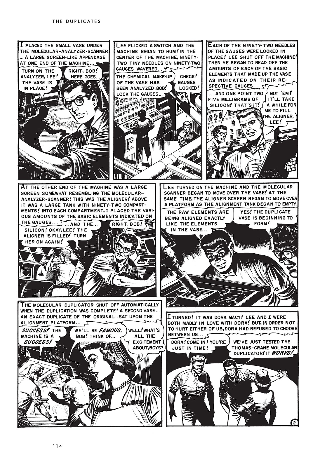 Read online The Martian Monster and Other Stories comic -  Issue # TPB (Part 2) - 29