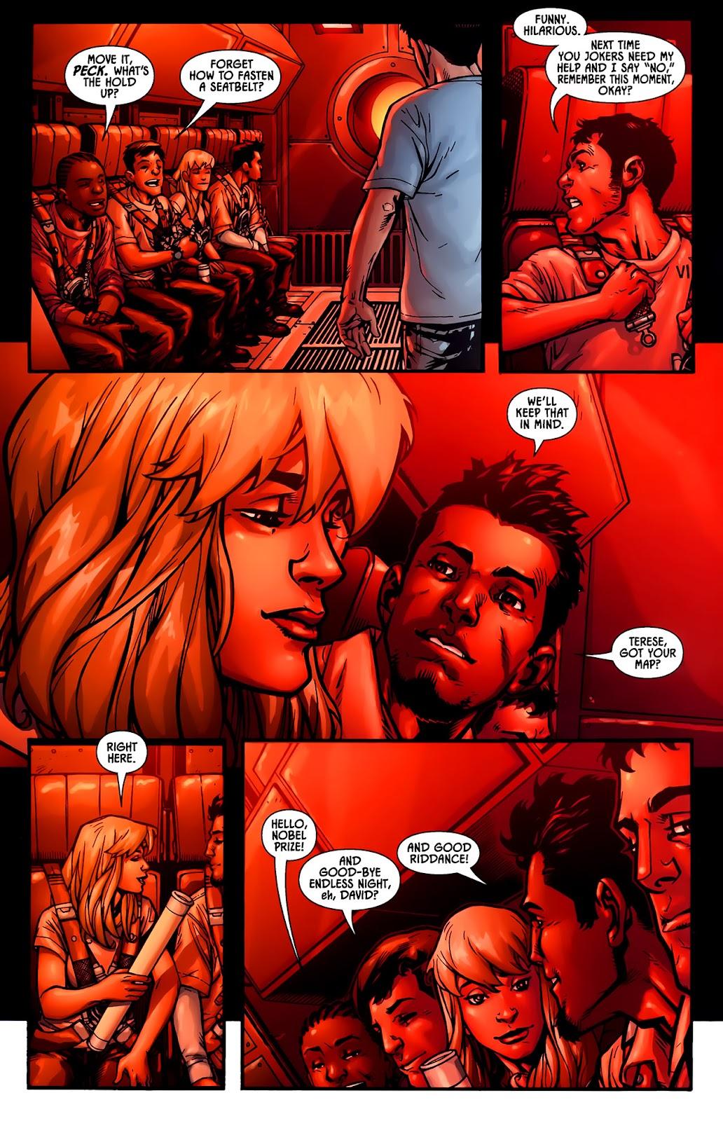 Read online Aliens (2009) comic -  Issue #1 - 14