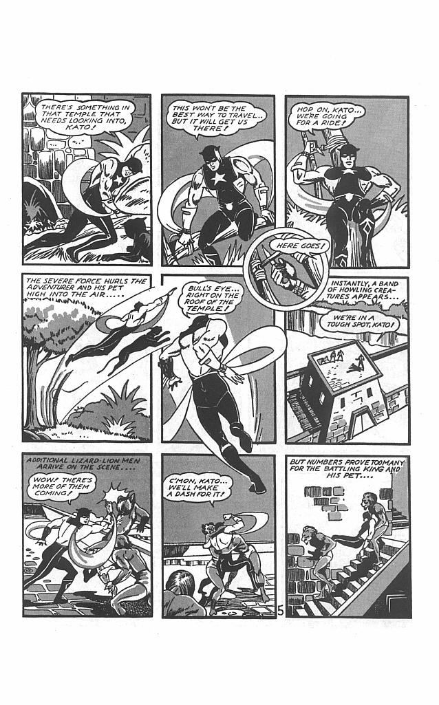 Read online Golden-Age Men of Mystery comic -  Issue #13 - 27