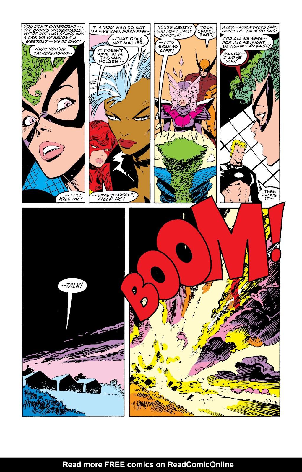 Uncanny X-Men (1963) issue 243 - Page 24