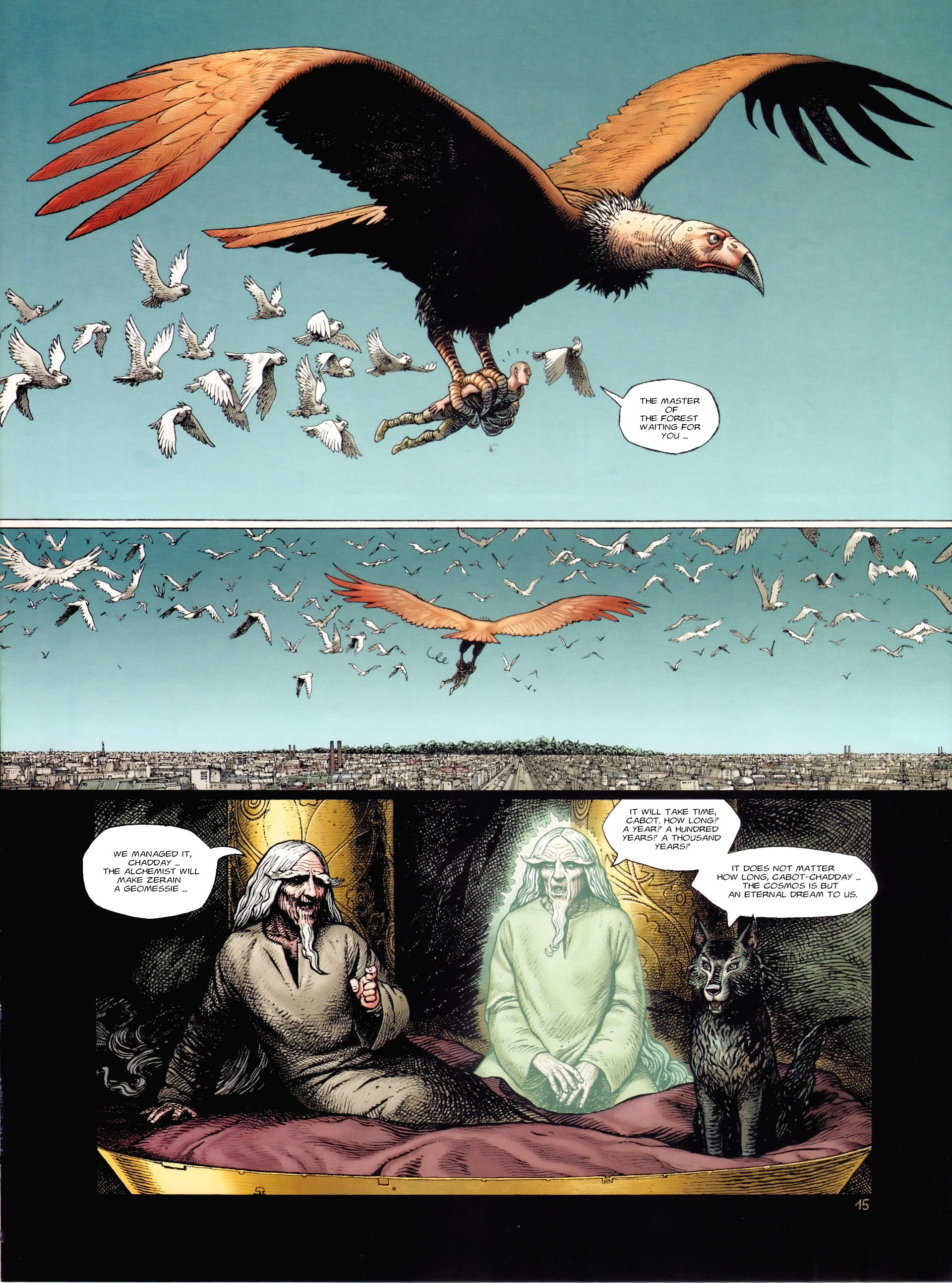 Read online Megalex (2014) comic -  Issue #3 - 18