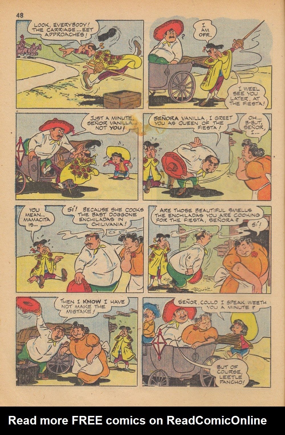 Bugs Bunny's Christmas Funnies issue TPB 4 - Page 50