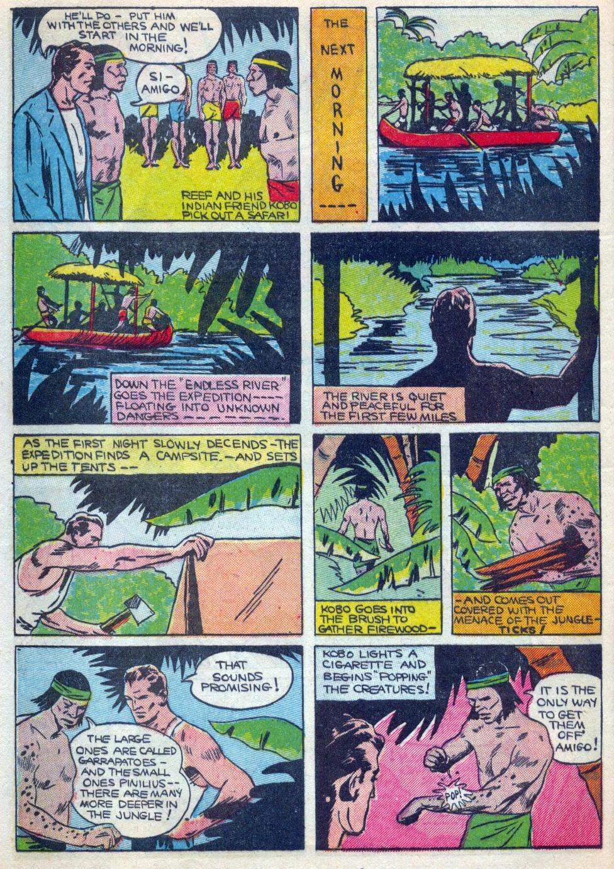 Read online Amazing Man Comics comic -  Issue #15 - 53