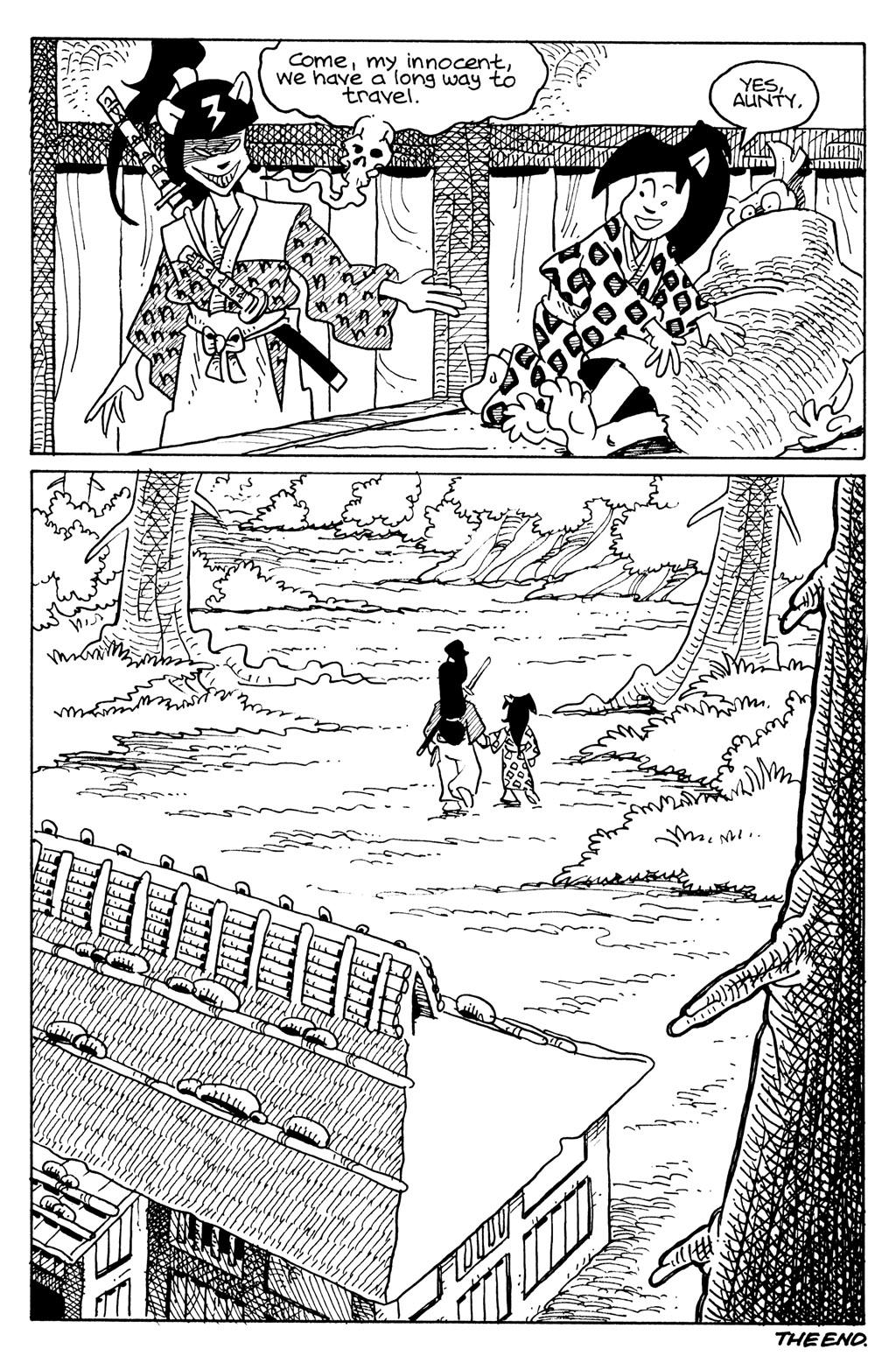Usagi Yojimbo (1996) Issue #79 #79 - English 10