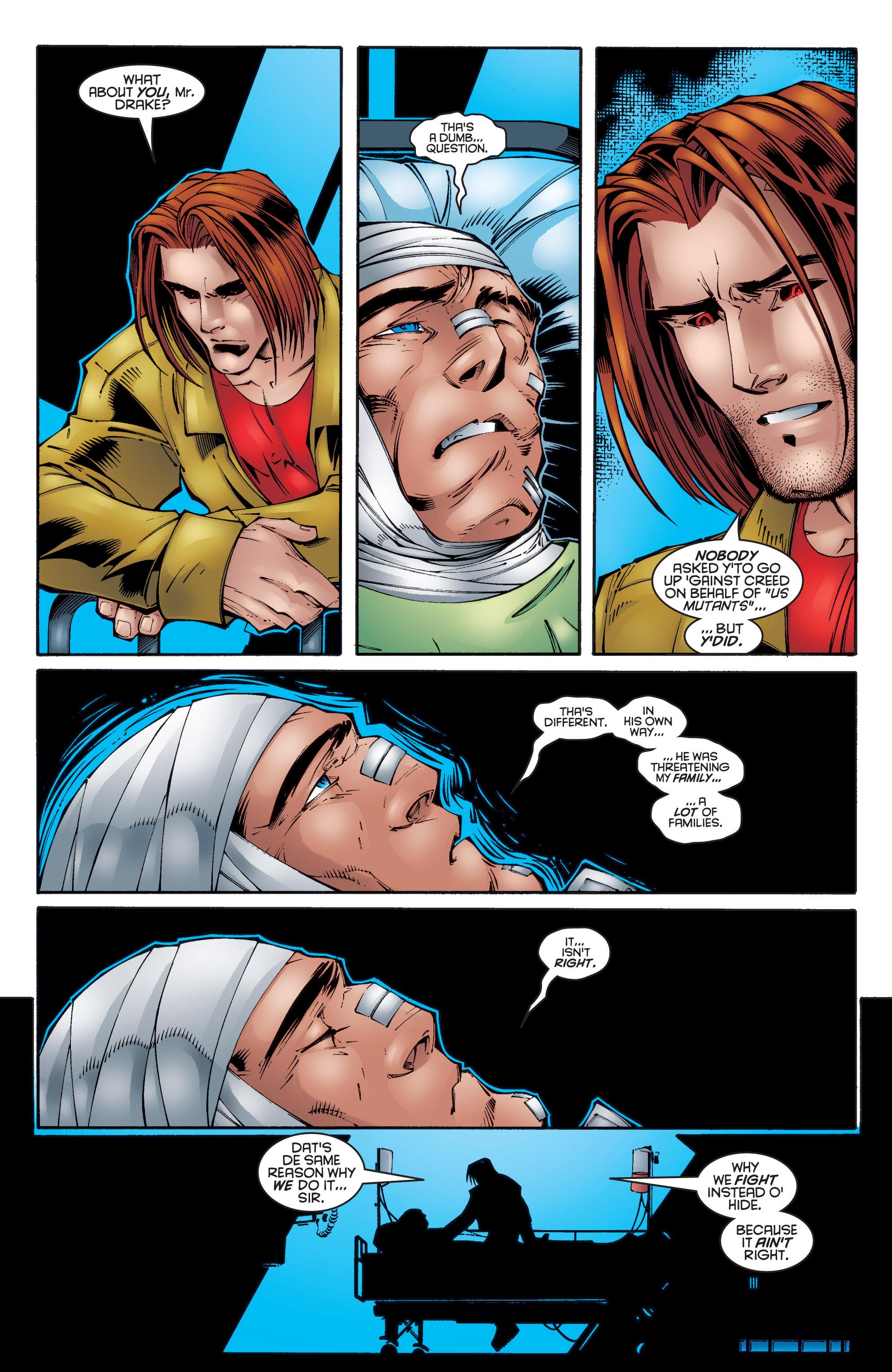 Read online Uncanny X-Men (1963) comic -  Issue #340 - 16