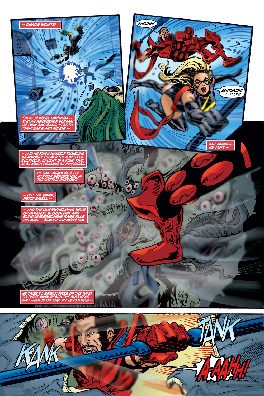 Read online Avengers (1998) comic -  Issue #47 - 18