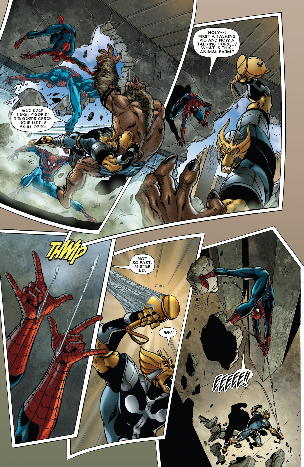 Read online Thor: Ragnaroks comic -  Issue # TPB (Part 4) - 76