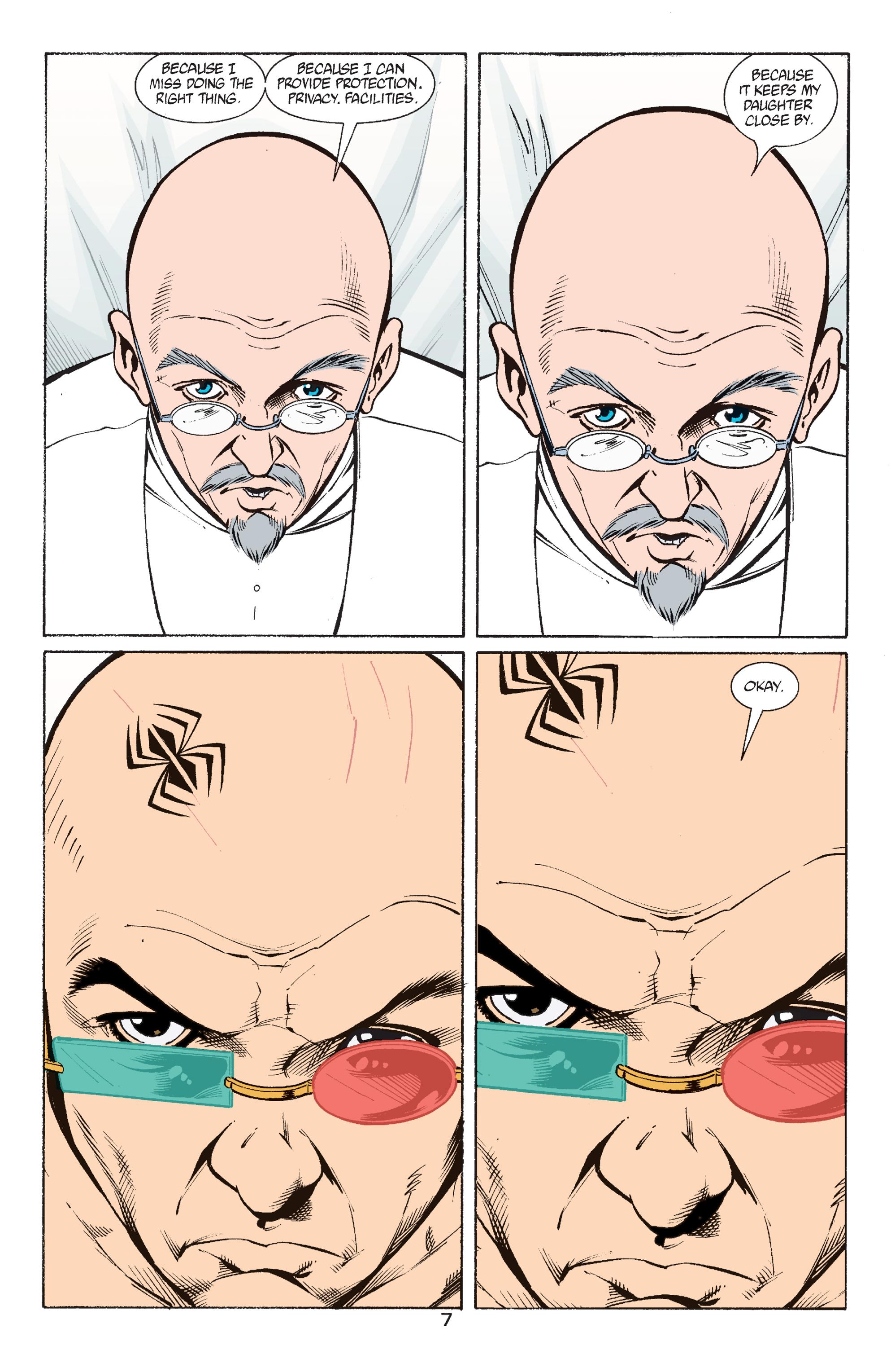 Read online Transmetropolitan comic -  Issue #47 - 8