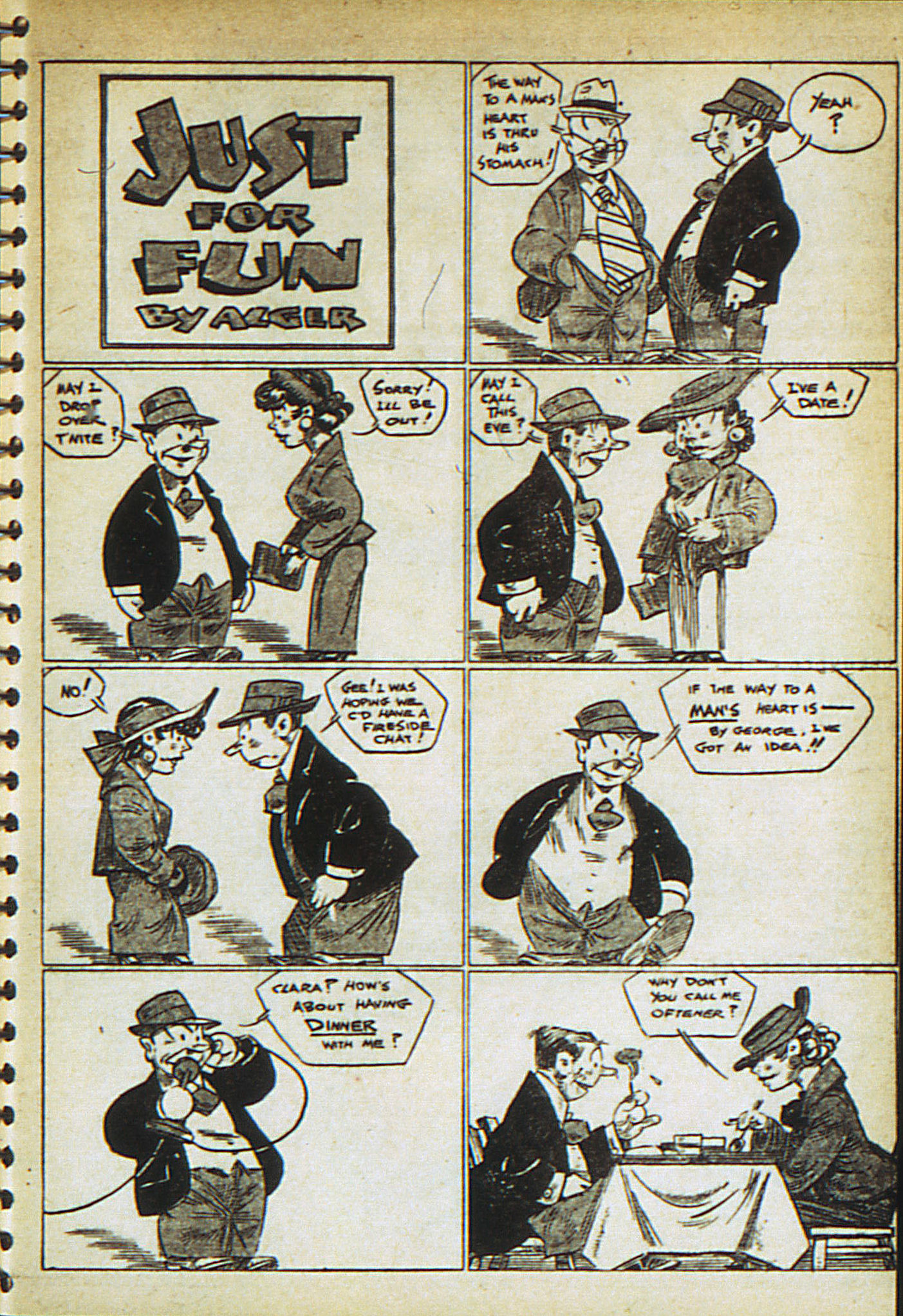 Read online Adventure Comics (1938) comic -  Issue #23 - 17
