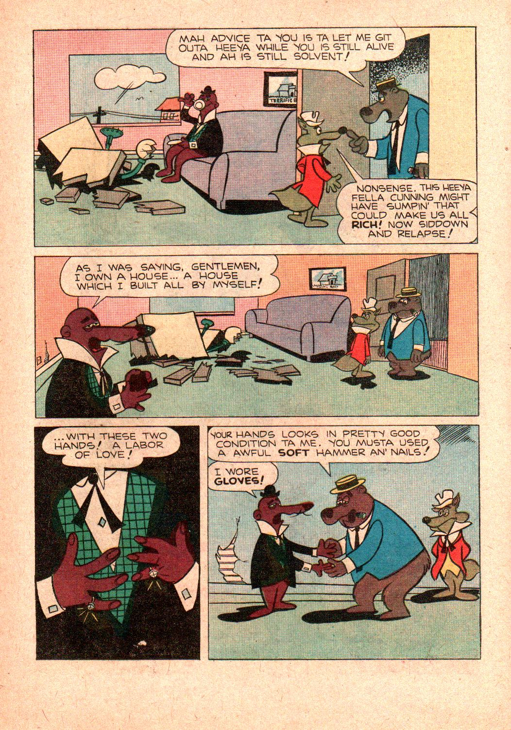 Four Color Comics issue 1354 - Page 11