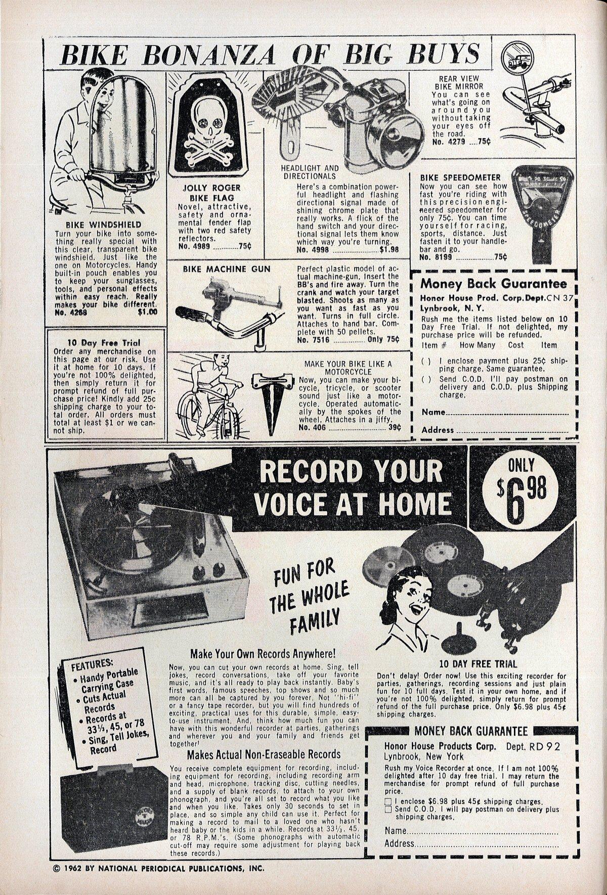 Action Comics (1938) 292 Page 1
