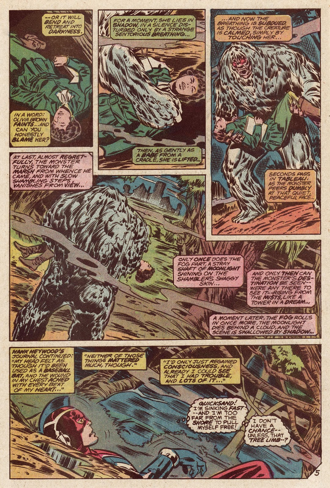 Steel, The Indestructible Man issue 5 - Page 8