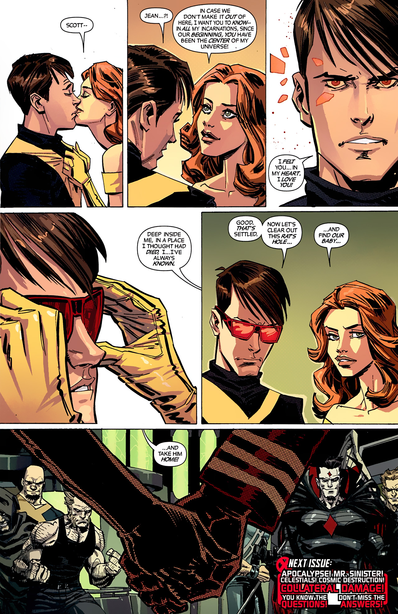 Read online X-Factor Forever comic -  Issue #4 - 18