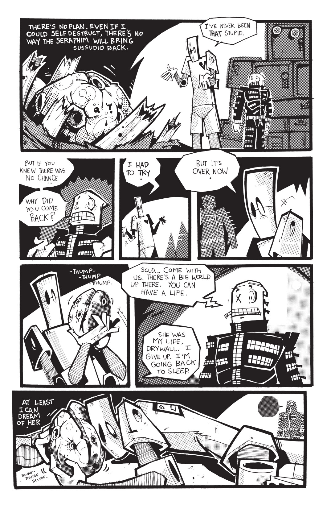Read online Scud: The Disposable Assassin: The Whole Shebang comic -  Issue # TPB (Part 4) - 105