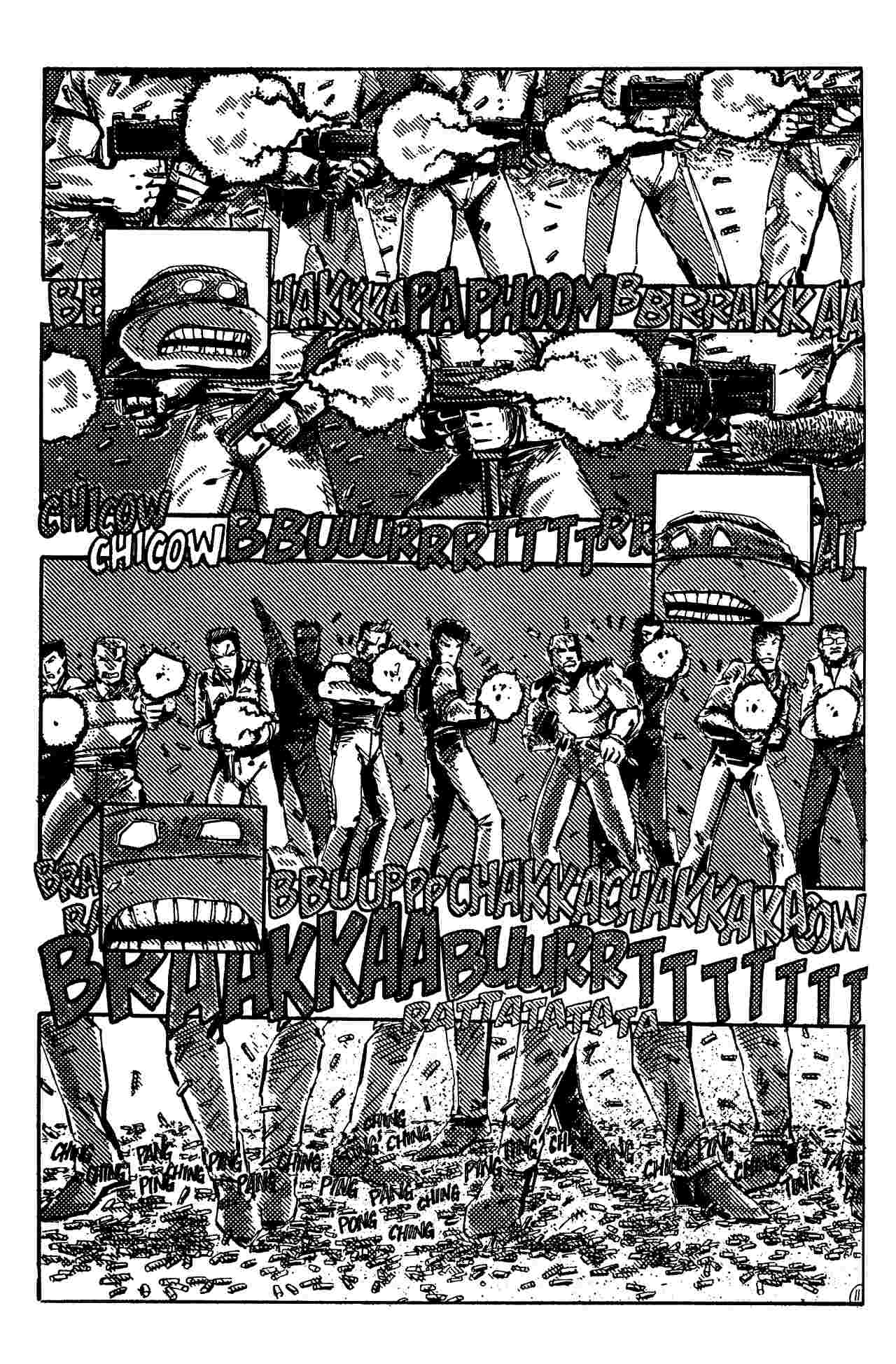 Read online Shell Shock comic -  Issue # Full - 149
