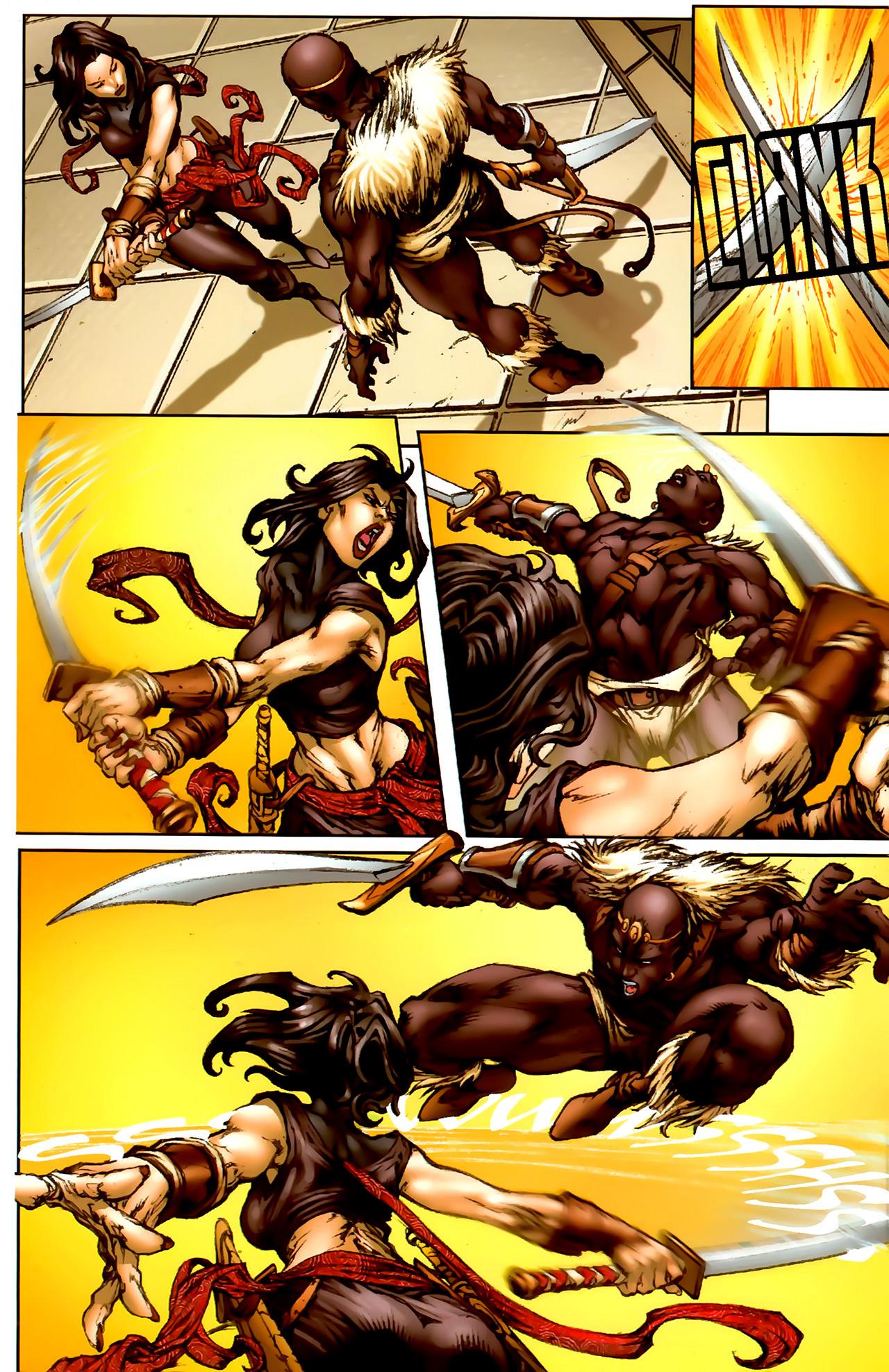 Read online 1001 Arabian Nights: The Adventures of Sinbad comic -  Issue #1 - 21