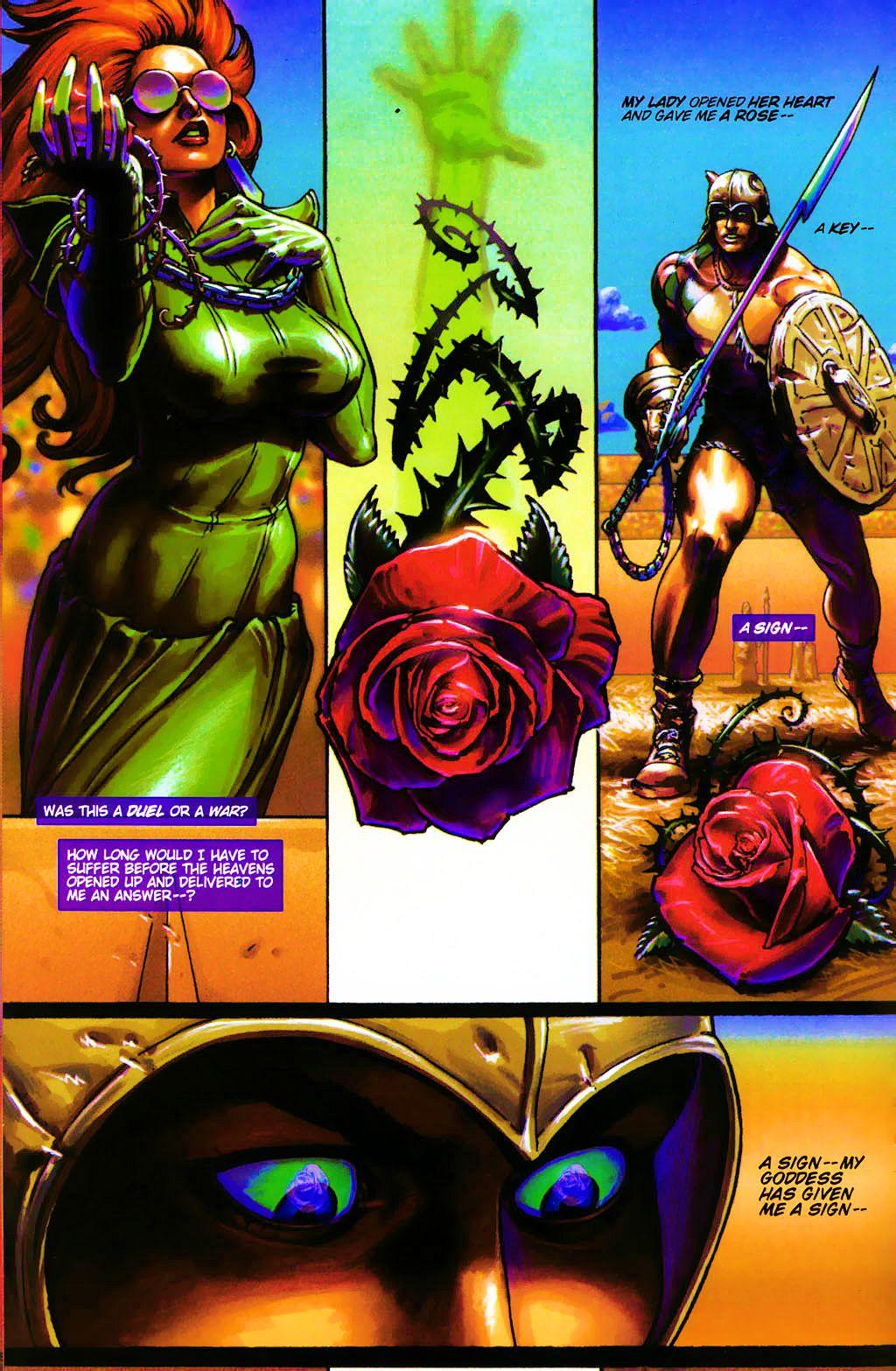 Read online Dawn: Three Tiers comic -  Issue #4 - 18