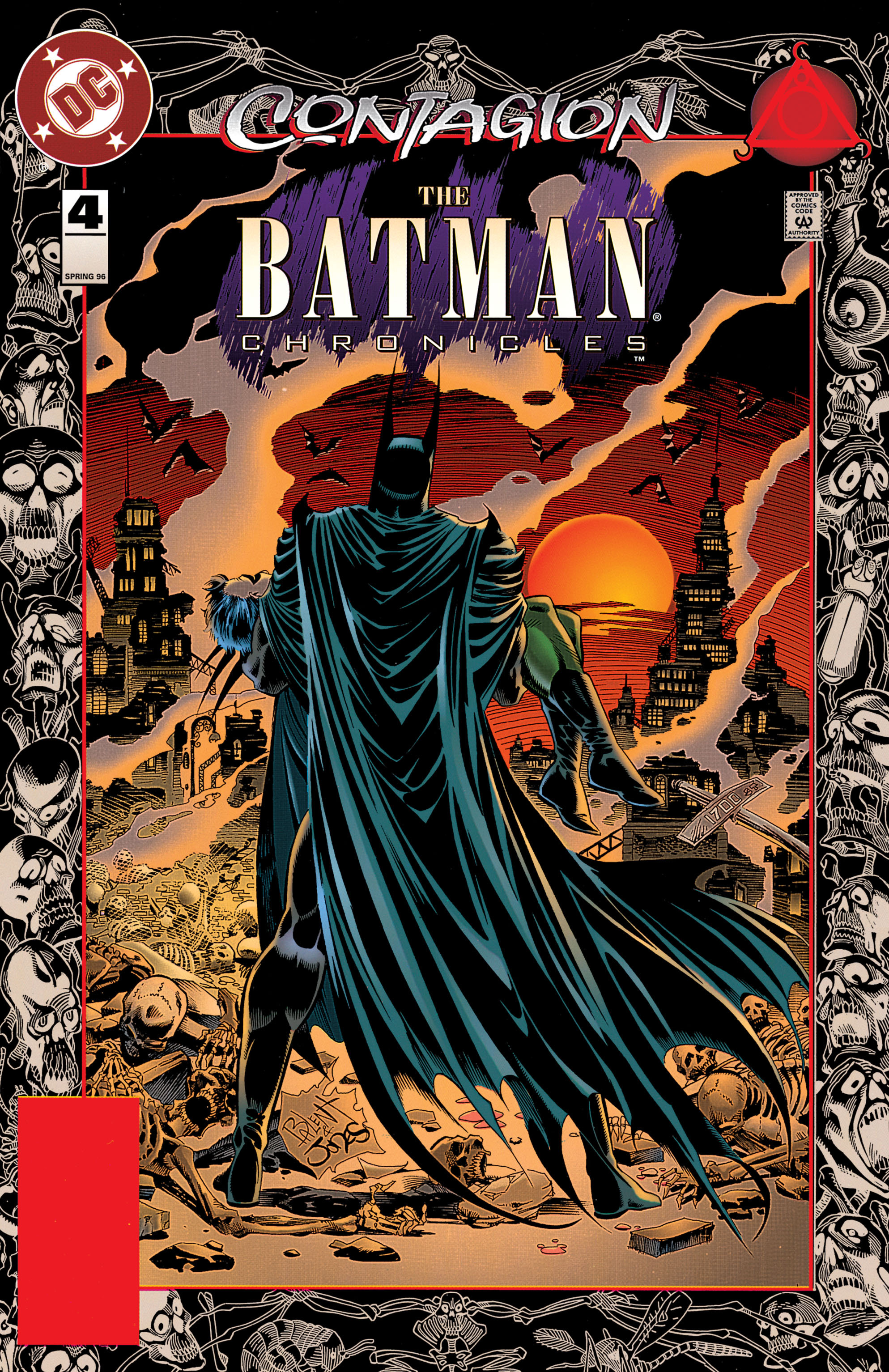 The Batman Chronicles (1995) 4 Page 1