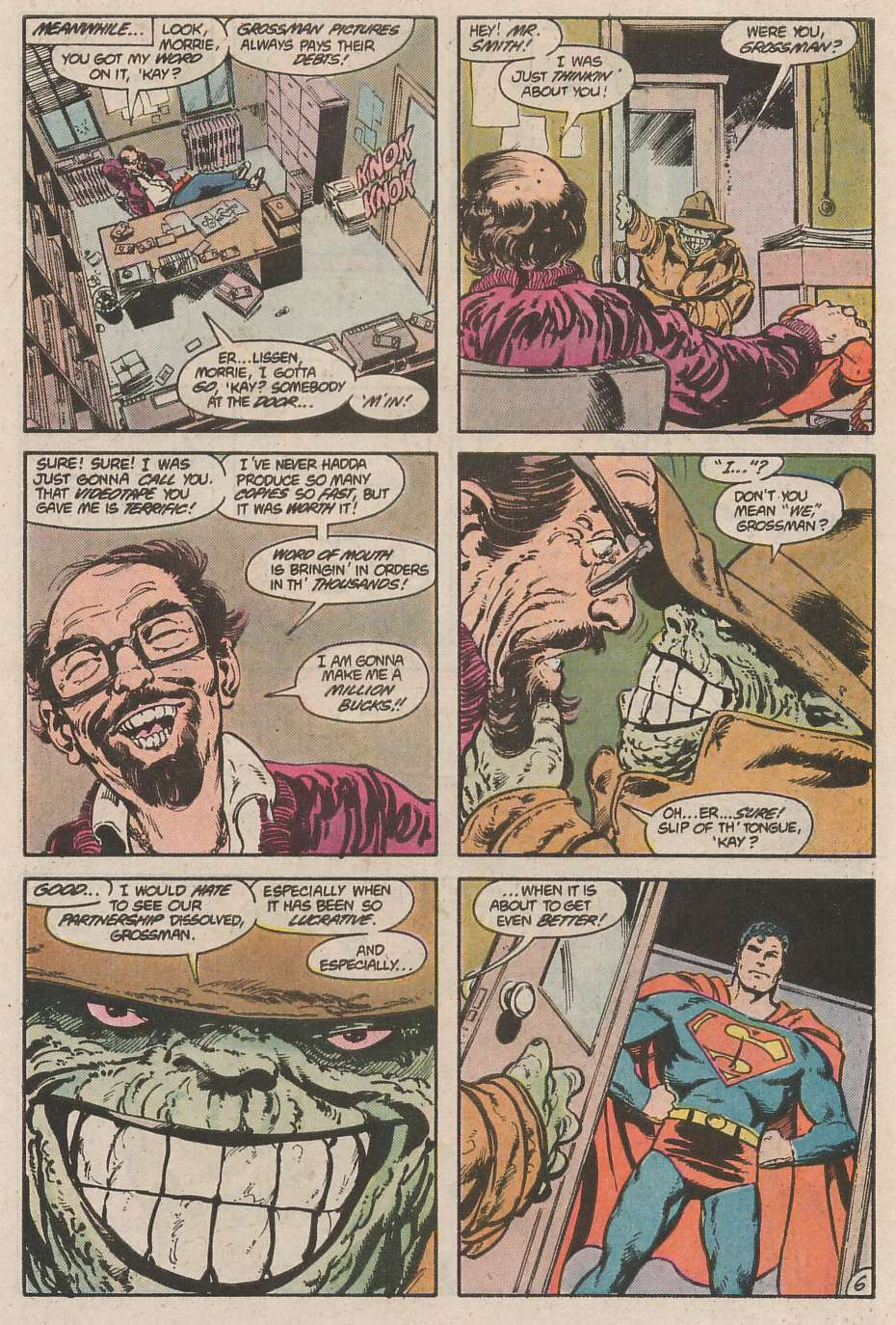 Action Comics (1938) 593 Page 6