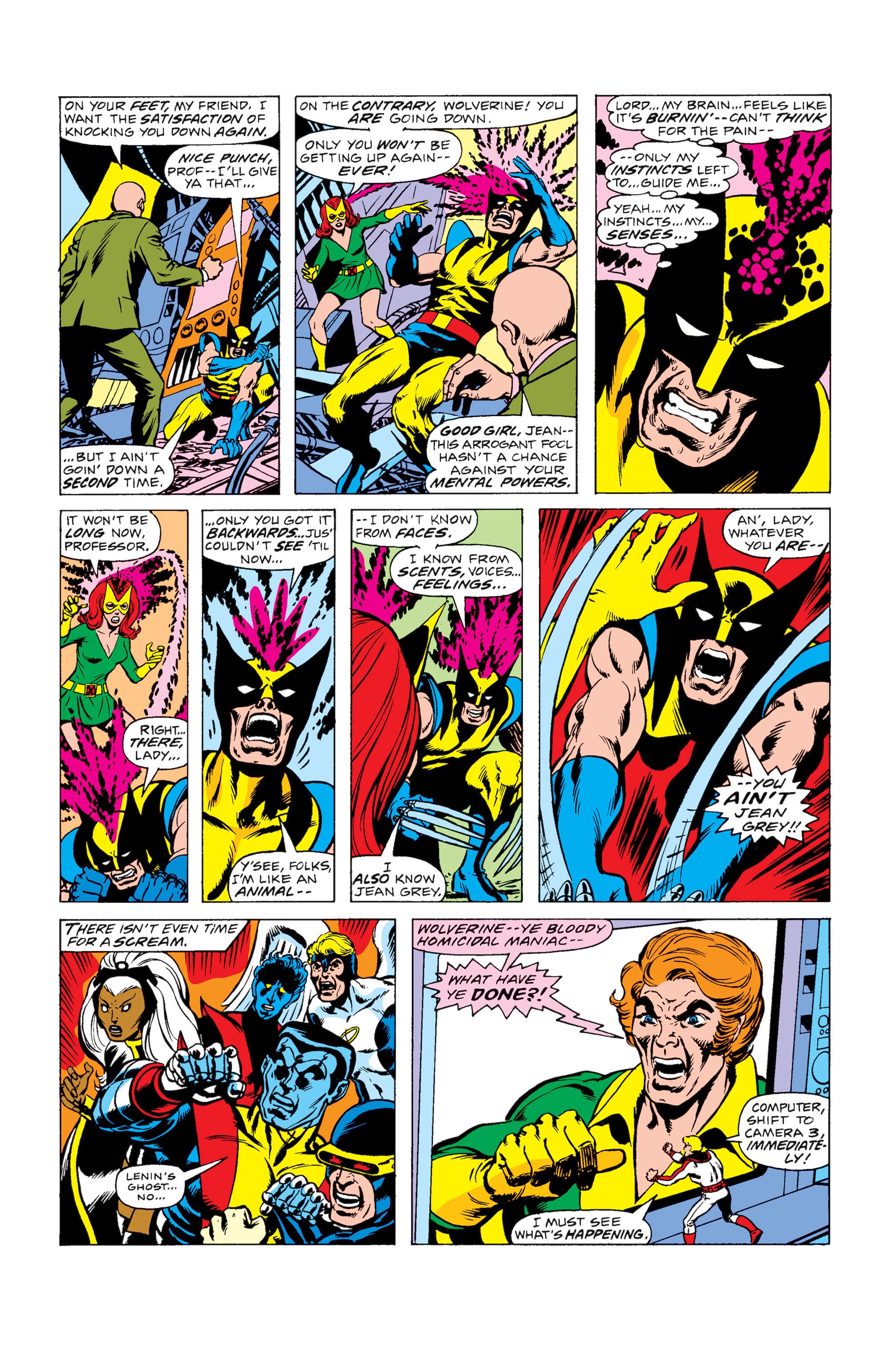 Uncanny X-Men (1963) 100 Page 8
