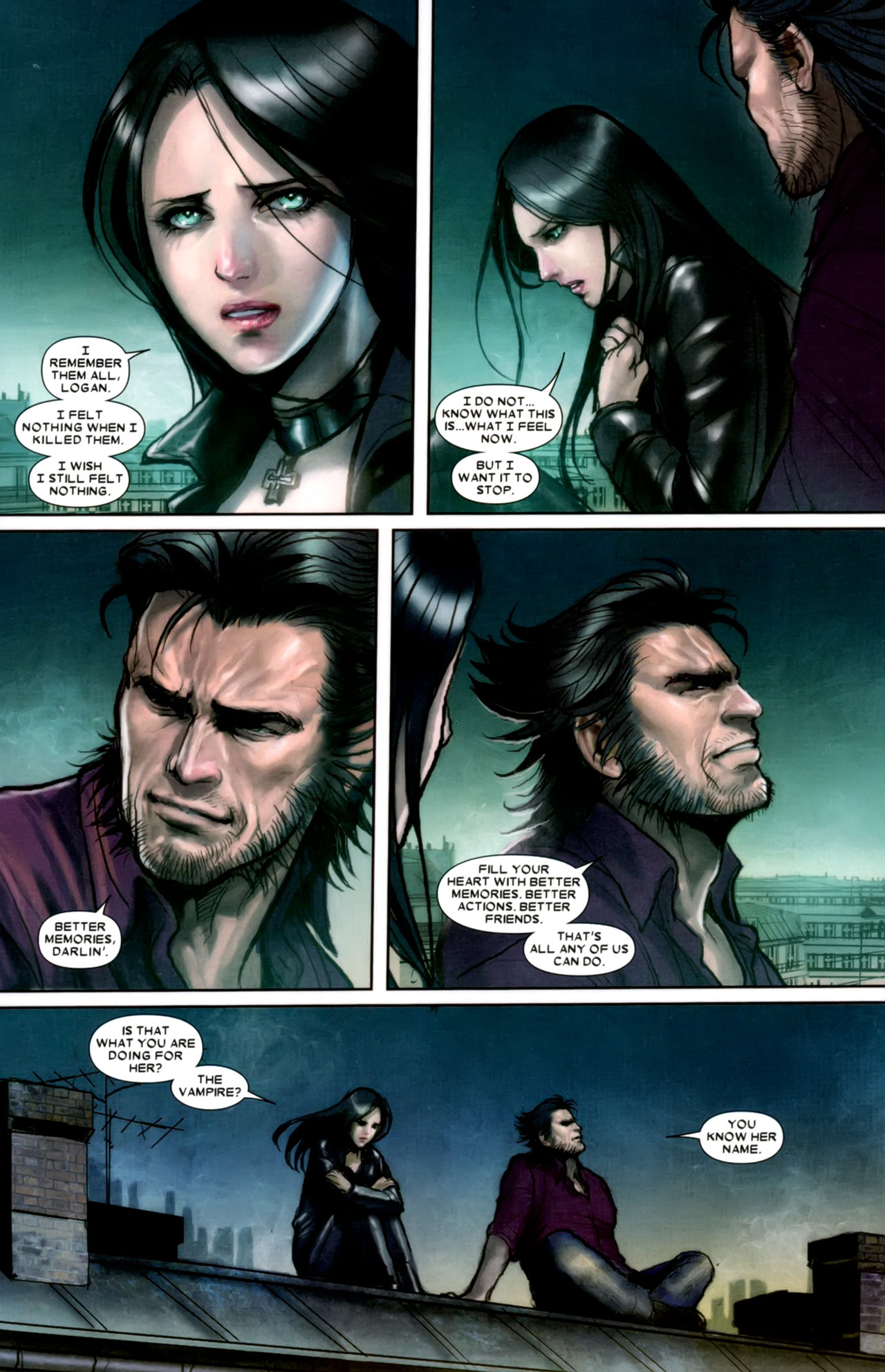 Read online X-23 (2010) comic -  Issue #10 - 18
