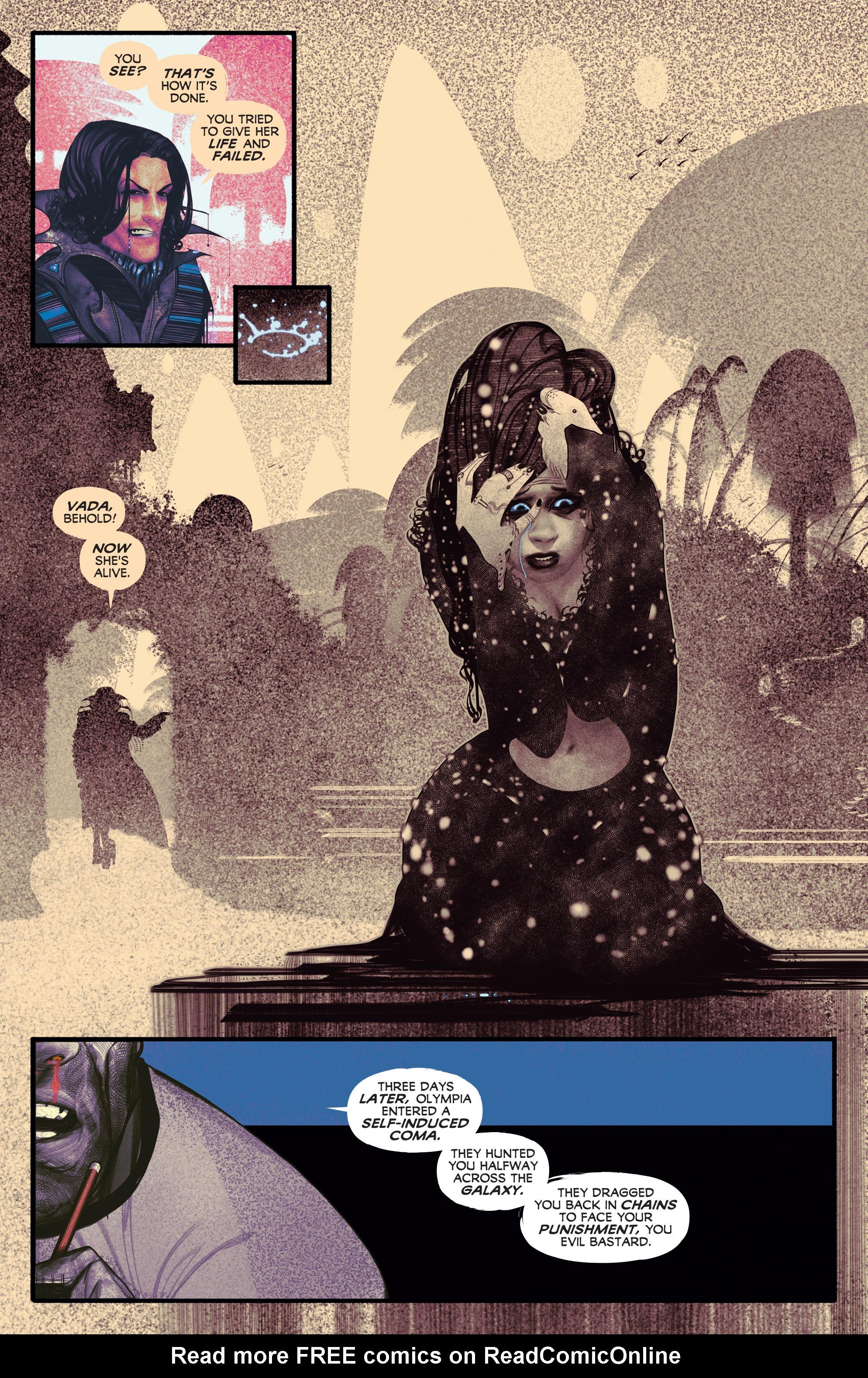 Read online Annihilator comic -  Issue #5 - 19