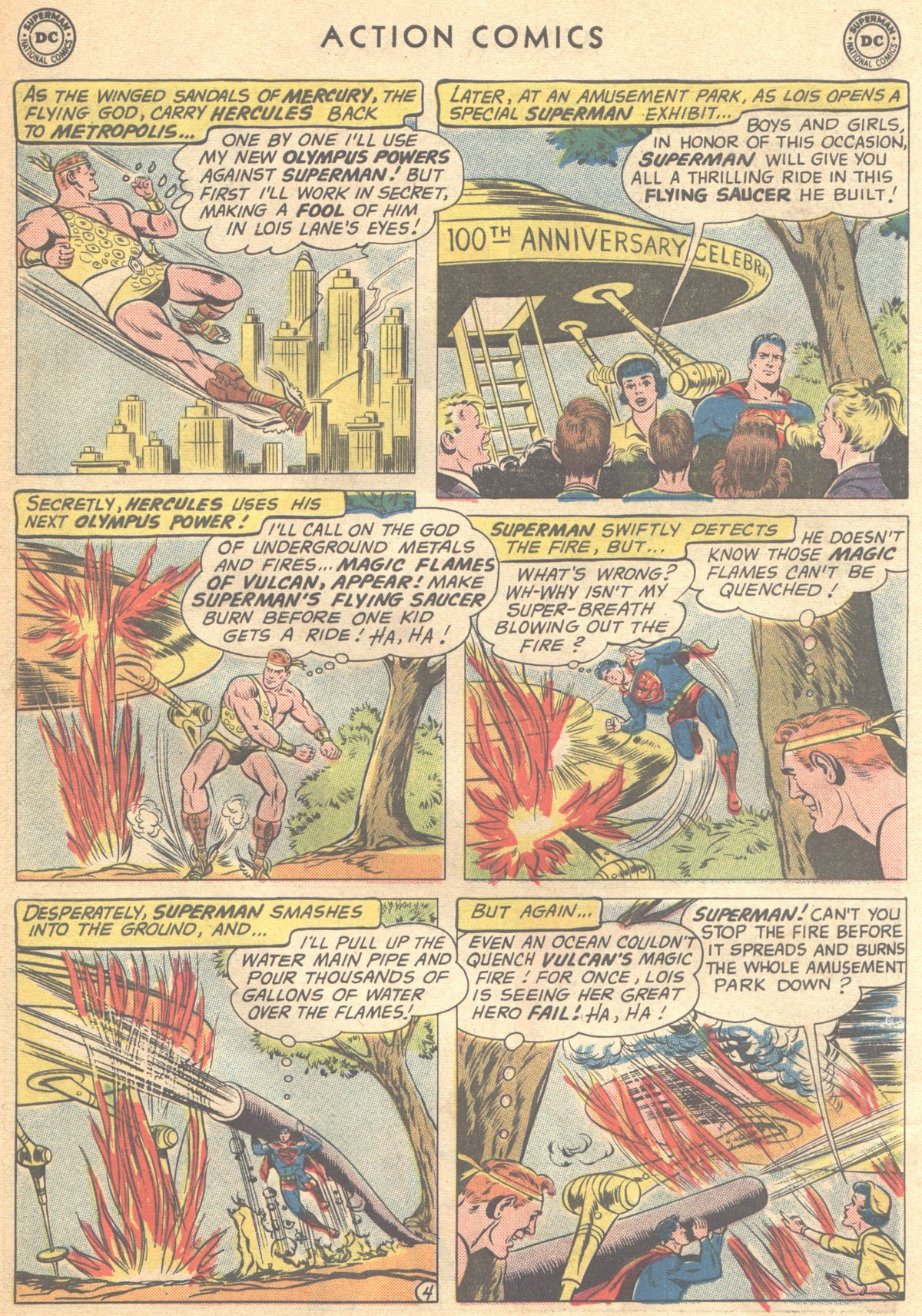 Read online Action Comics (1938) comic -  Issue #268 - 6