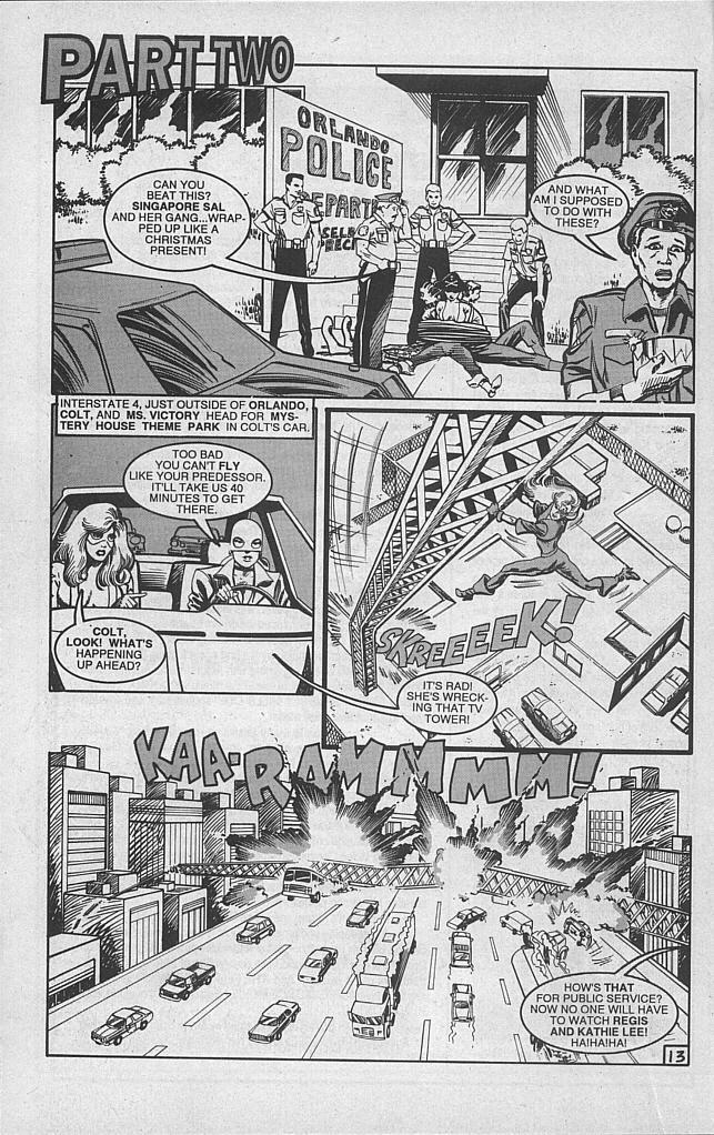 Femforce Issue #46 #46 - English 18
