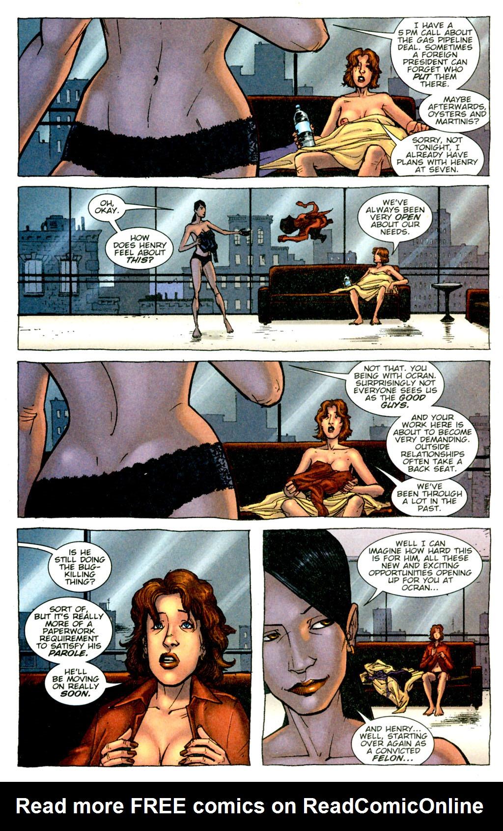 Read online The Exterminators comic -  Issue #3 - 15