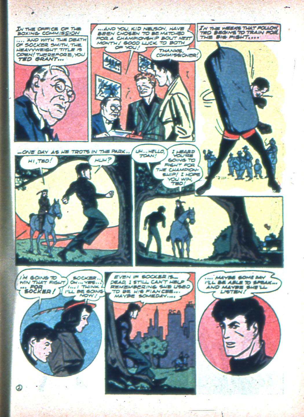 Read online Sensation (Mystery) Comics comic -  Issue #2 - 57
