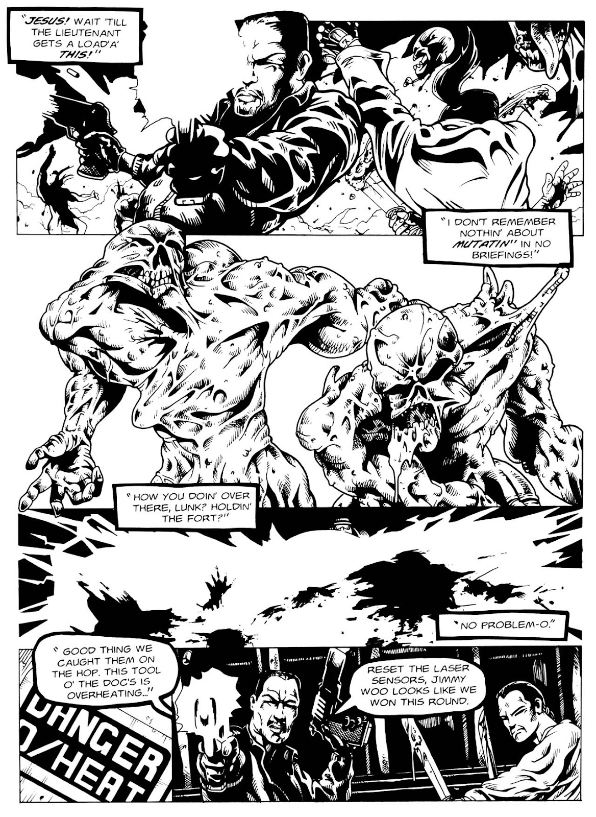 Read online Night of the Living Dead (1994) comic -  Issue #3 - 18