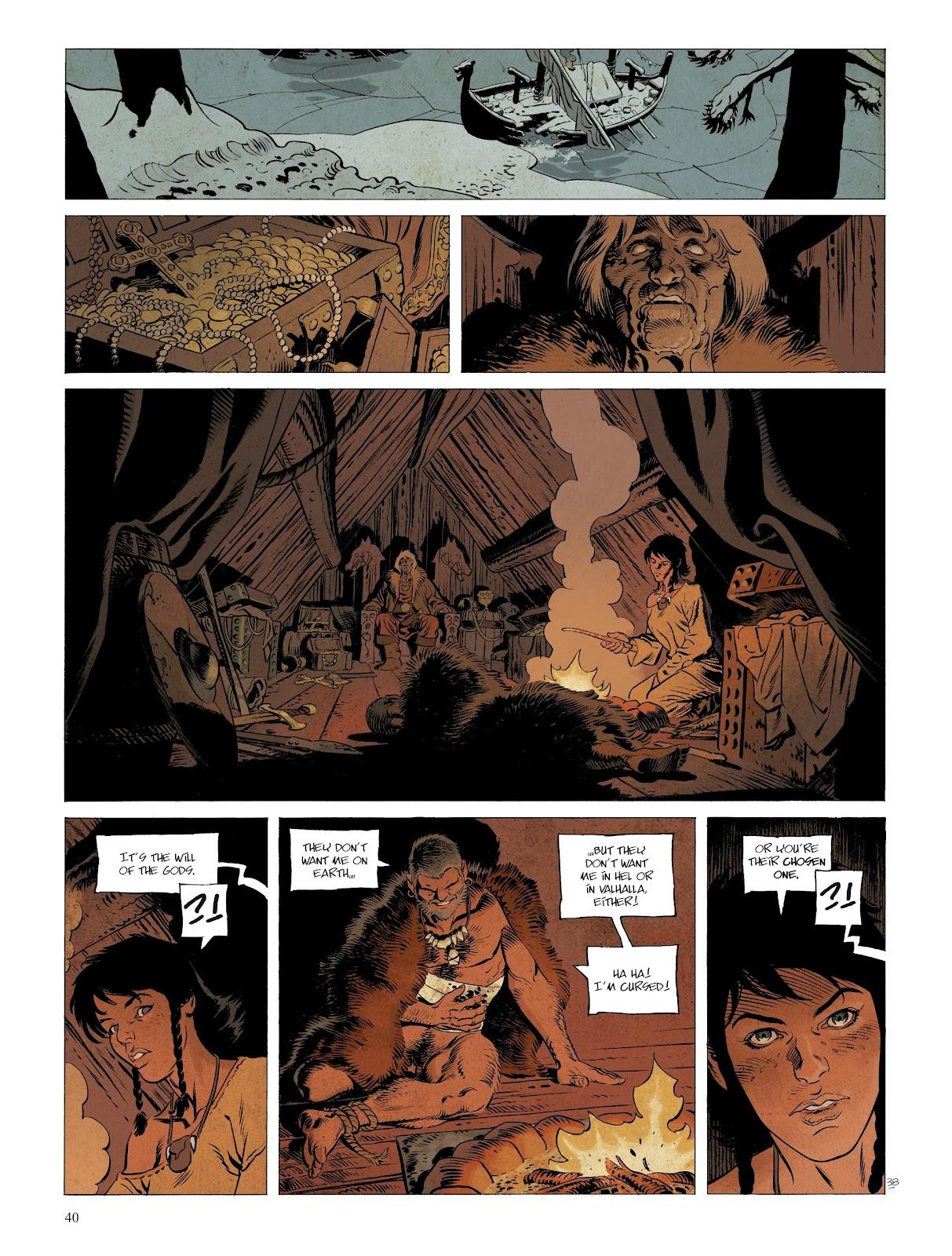 Read online Asgard comic -  Issue #2 - 42