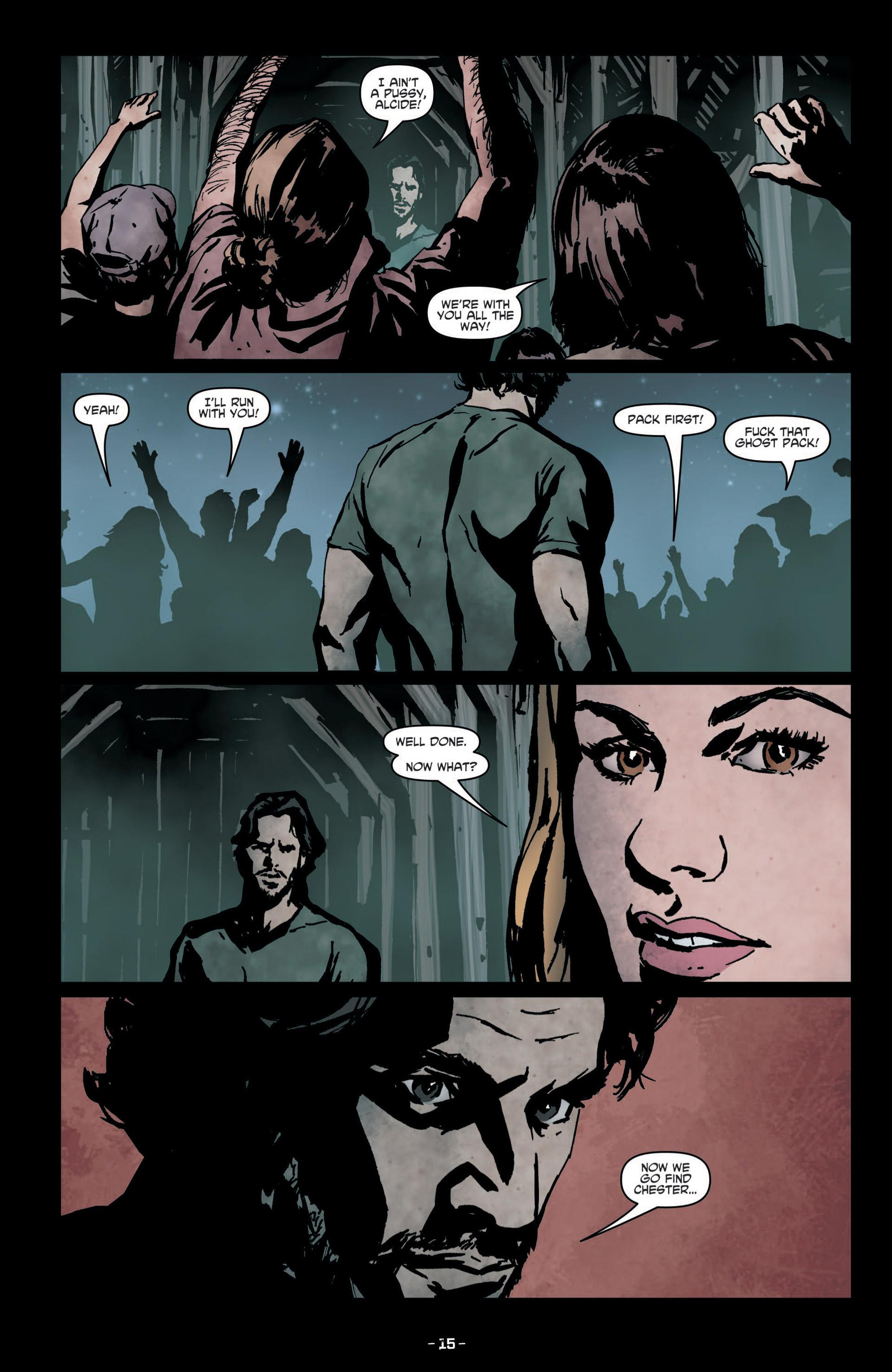 Read online True Blood (2012) comic -  Issue #8 - 17