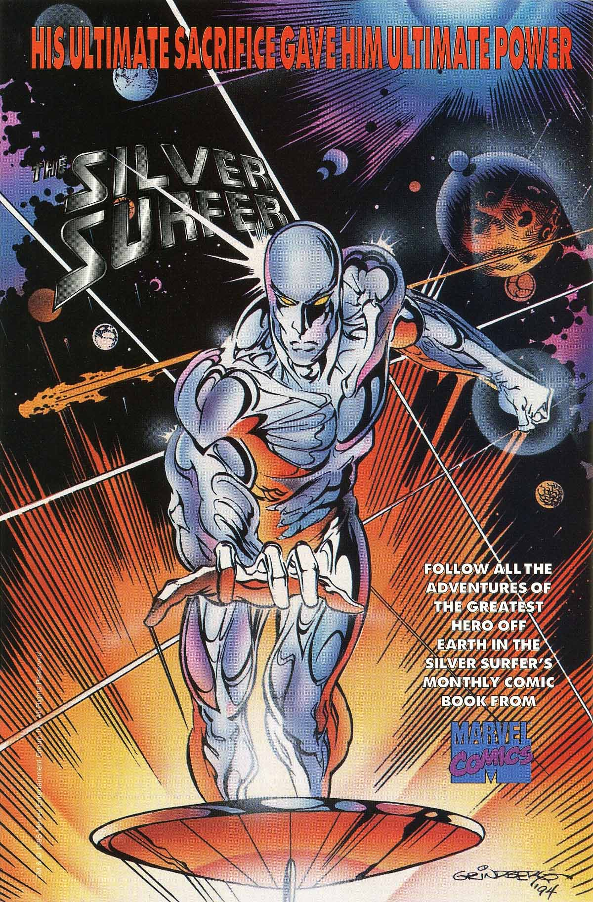 Read online Rune (1994) comic -  Issue #7 - 31