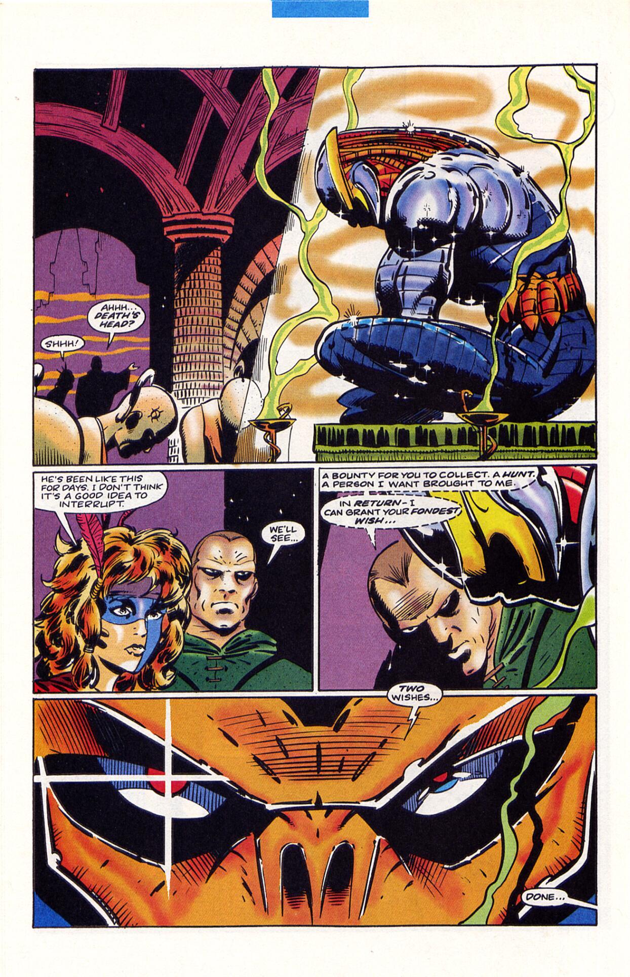 Read online Battletide comic -  Issue #1 - 7