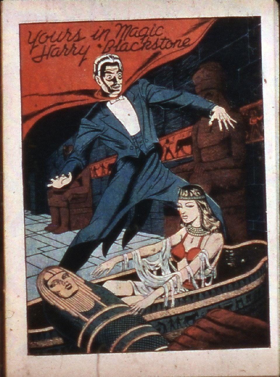 Read online Super-Magician Comics comic -  Issue #3 - 3