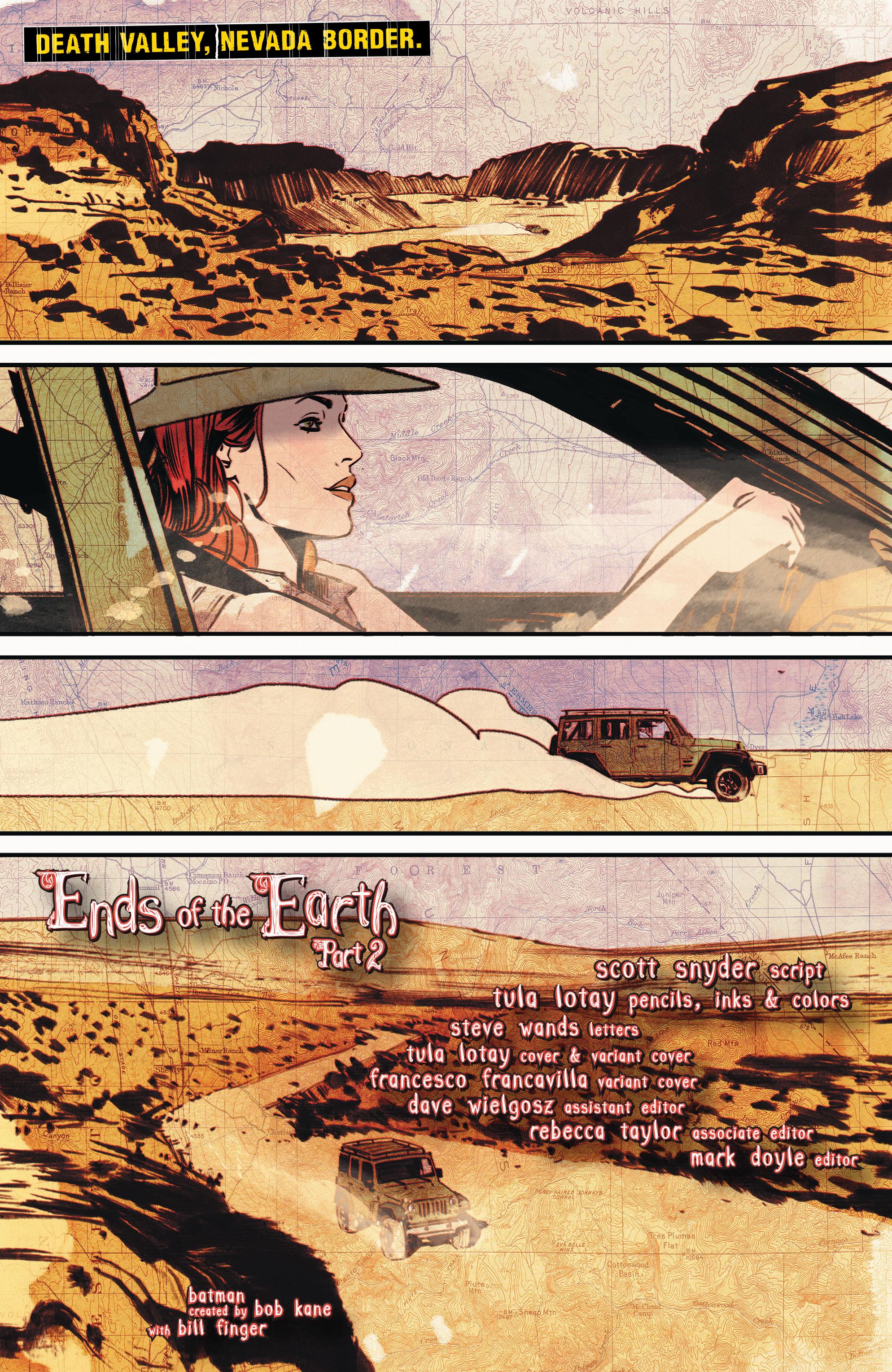 Read online All-Star Batman comic -  Issue #7 - 8