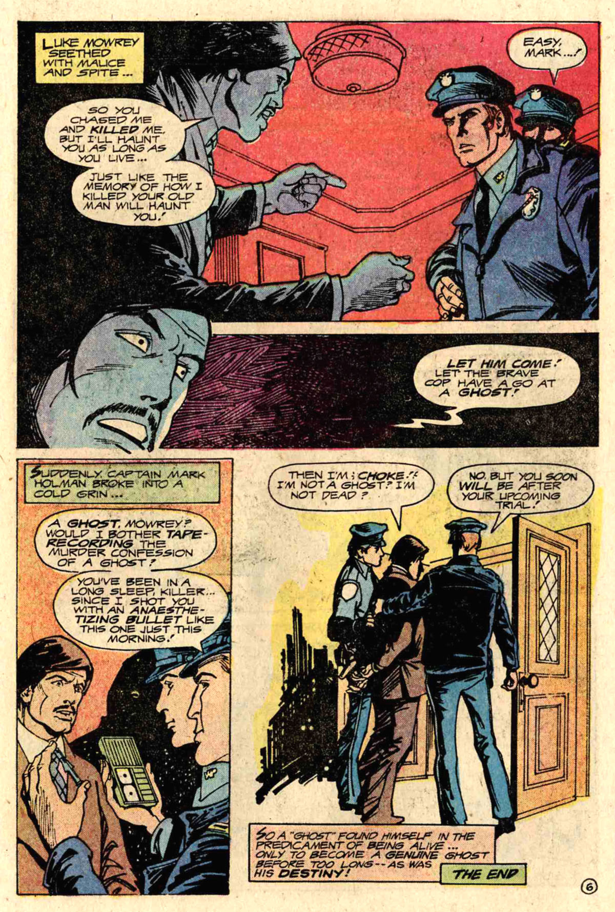 Read online Secrets of Haunted House comic -  Issue #15 - 11