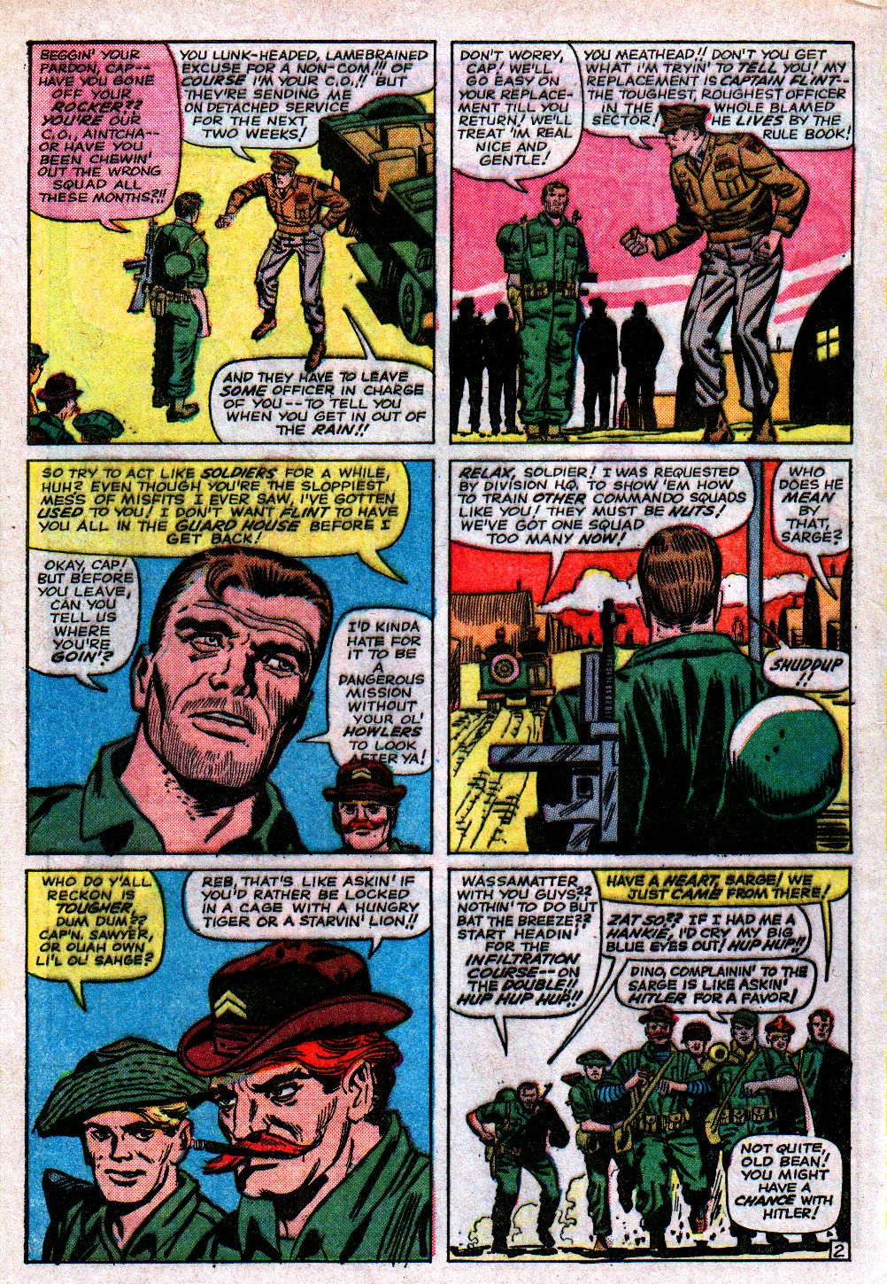 Read online Sgt. Fury comic -  Issue #11 - 4