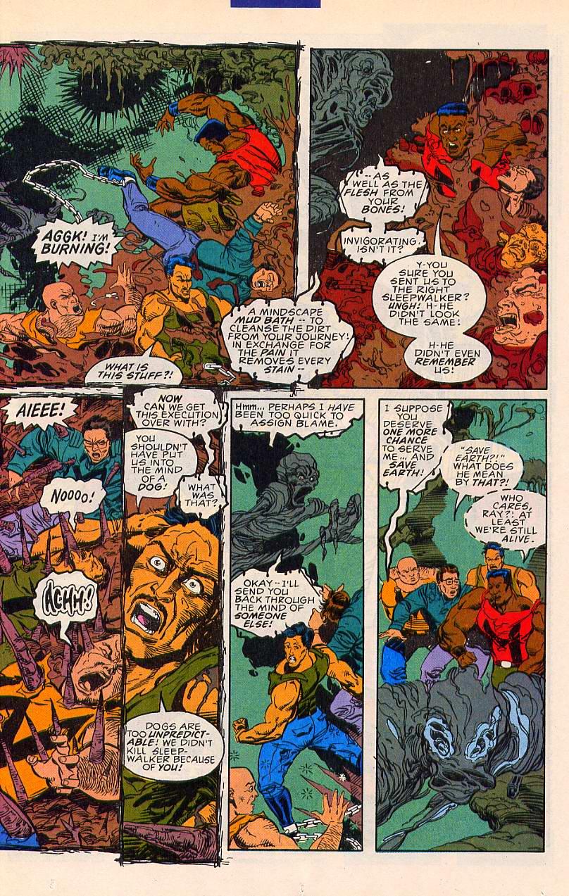 Read online Sleepwalker comic -  Issue #20 - 10