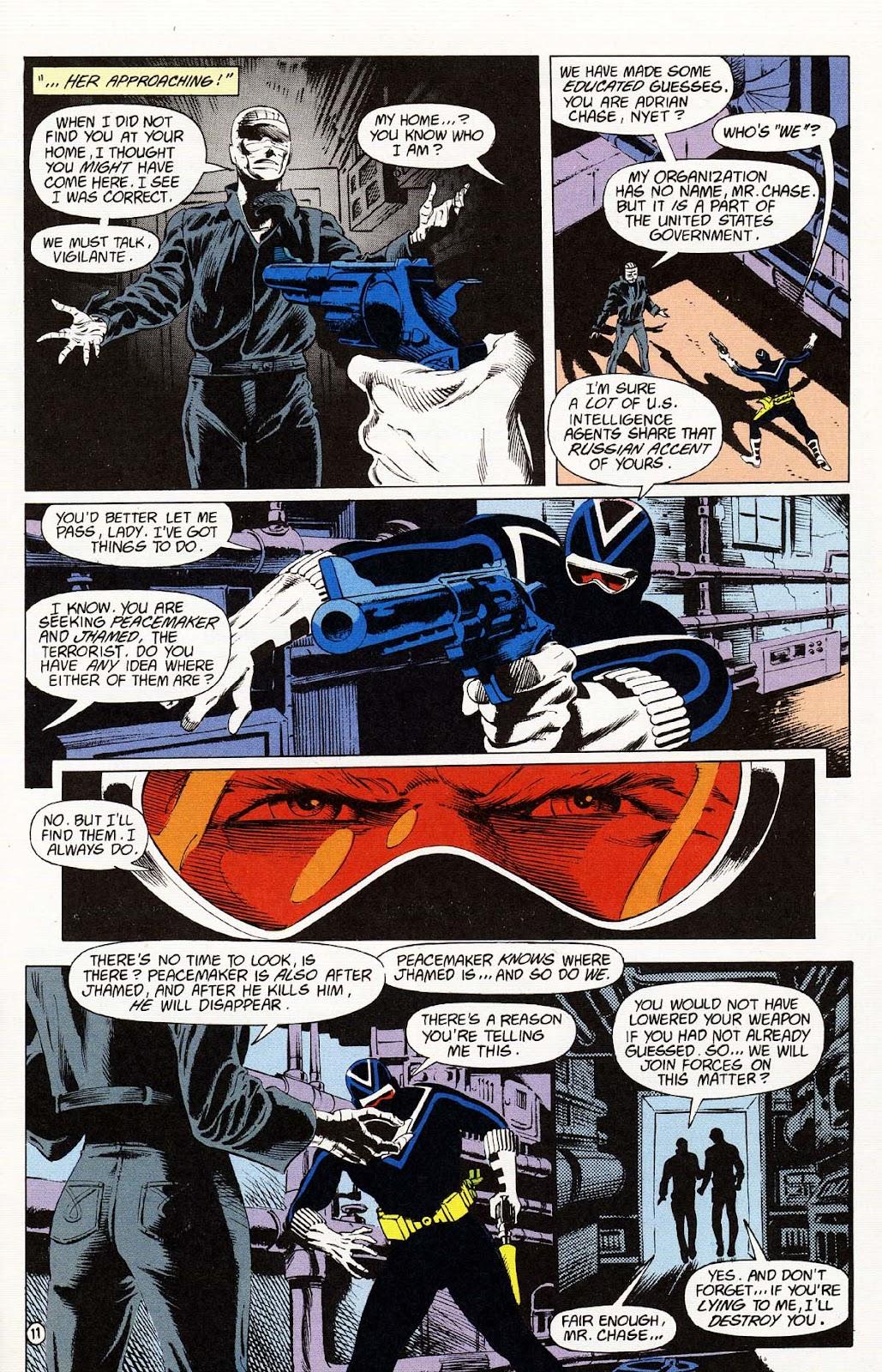 Vigilante (1983) issue 37 - Page 13