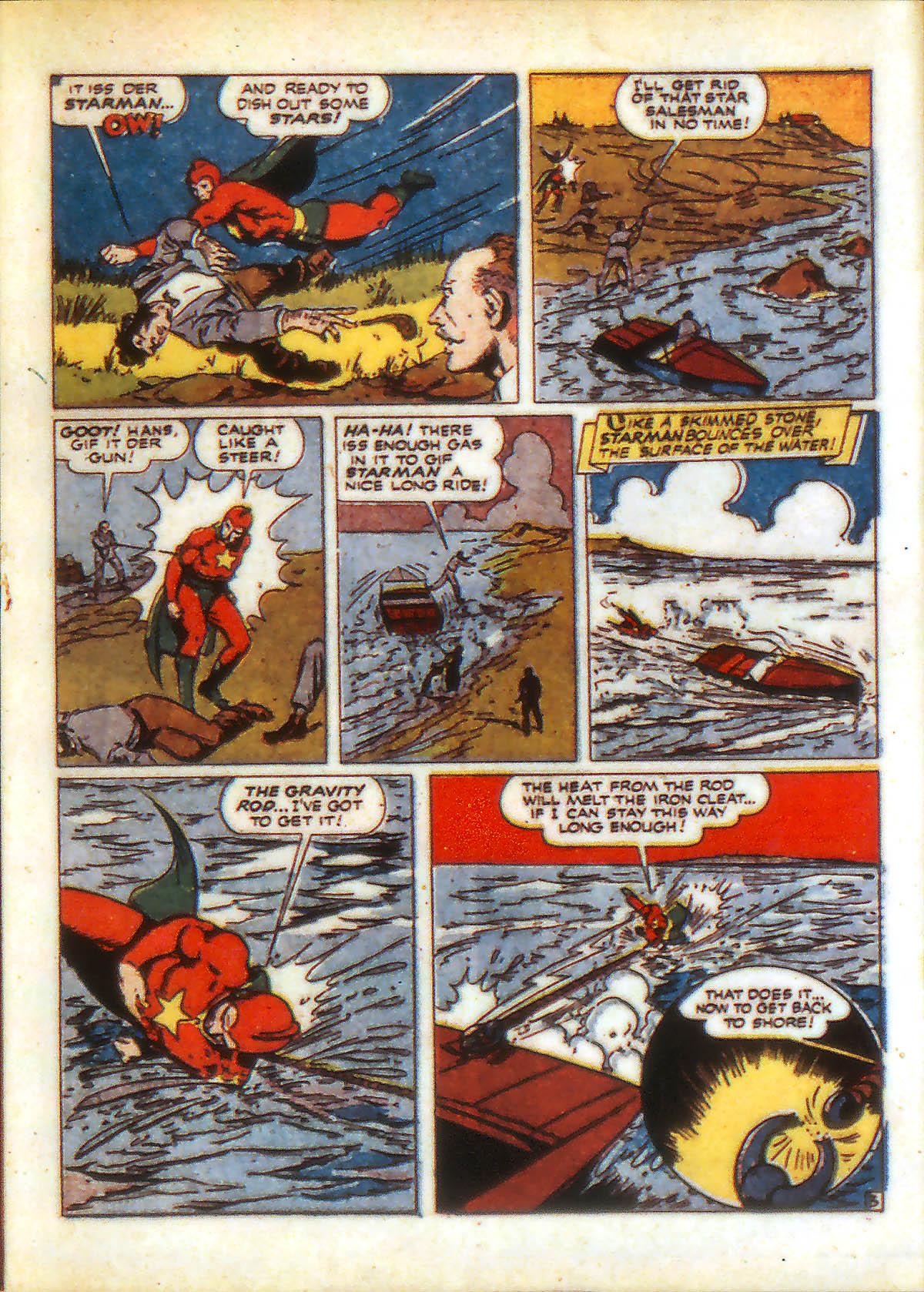 Read online Adventure Comics (1938) comic -  Issue #88 - 31