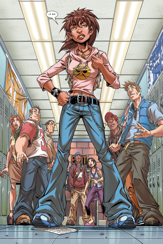 Read online Amazing Fantasy (2004) comic -  Issue #1 - 7