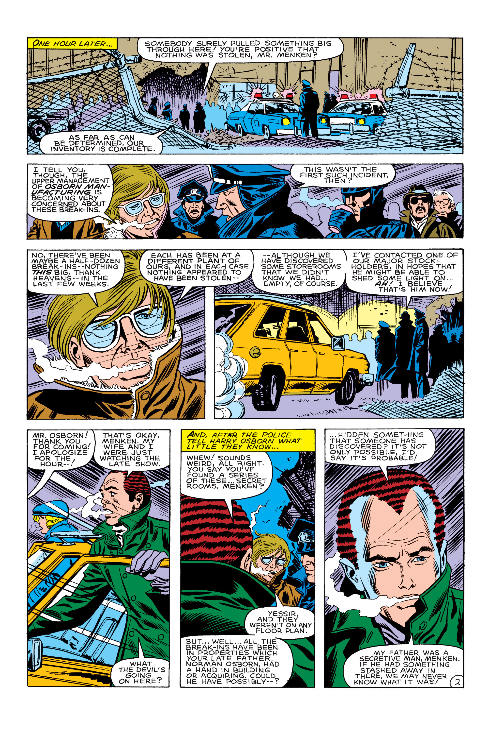 The Amazing Spider-Man (1963) 239 Page 2