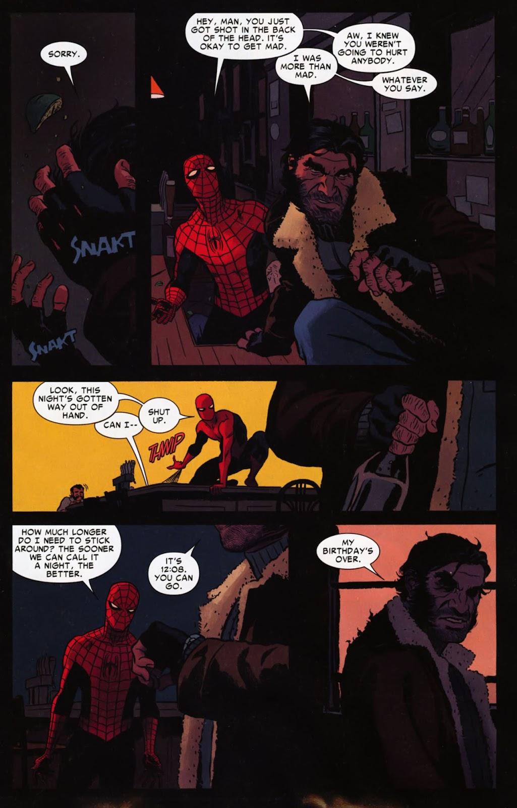 Read online Wolverine (2003) comic -  Issue #900 - 82
