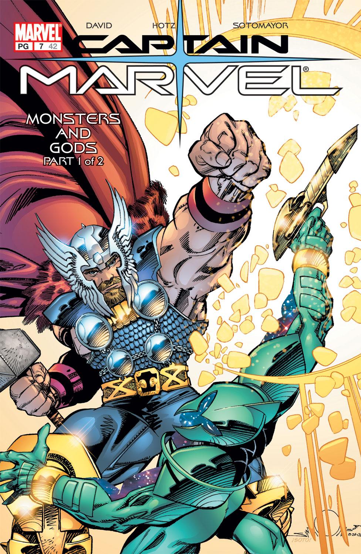 Captain Marvel (2002) Issue #7 #7 - English 1