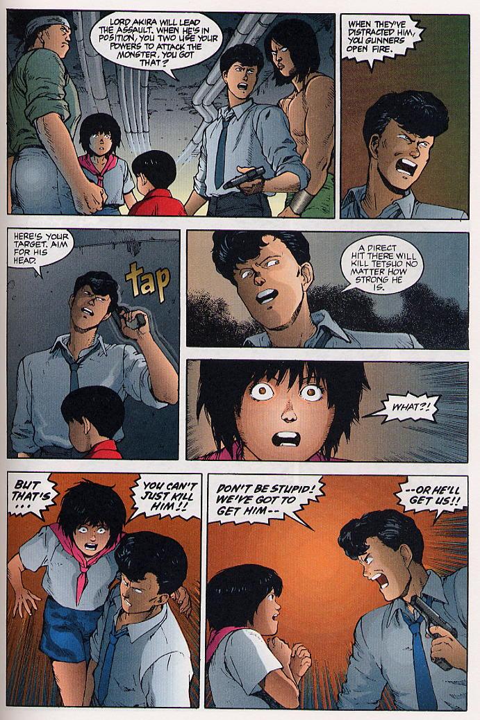 Read online Akira comic -  Issue #31 - 50