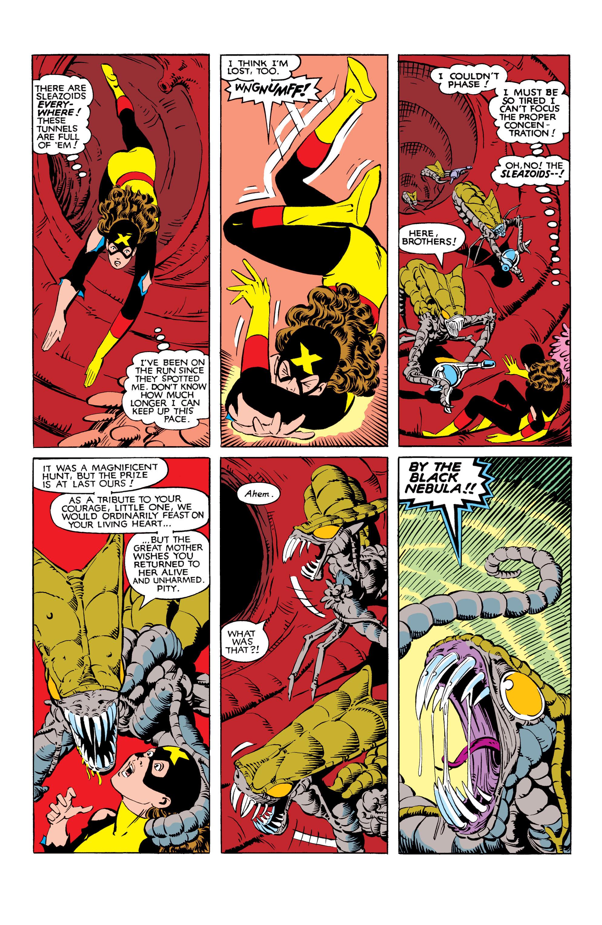 Read online Uncanny X-Men (1963) comic -  Issue #166 - 26