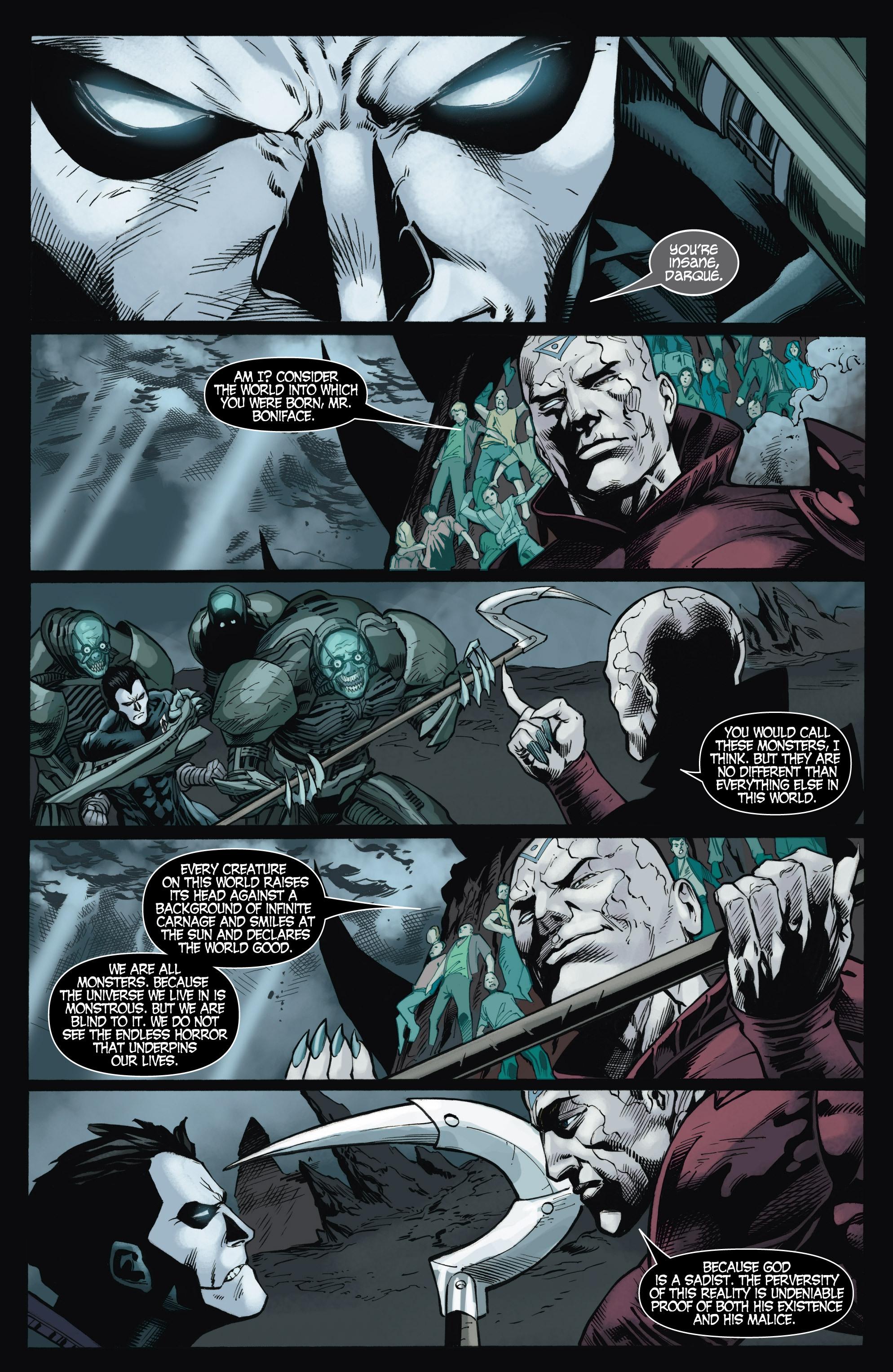 Read online Shadowman (2012) comic -  Issue #9 - 7