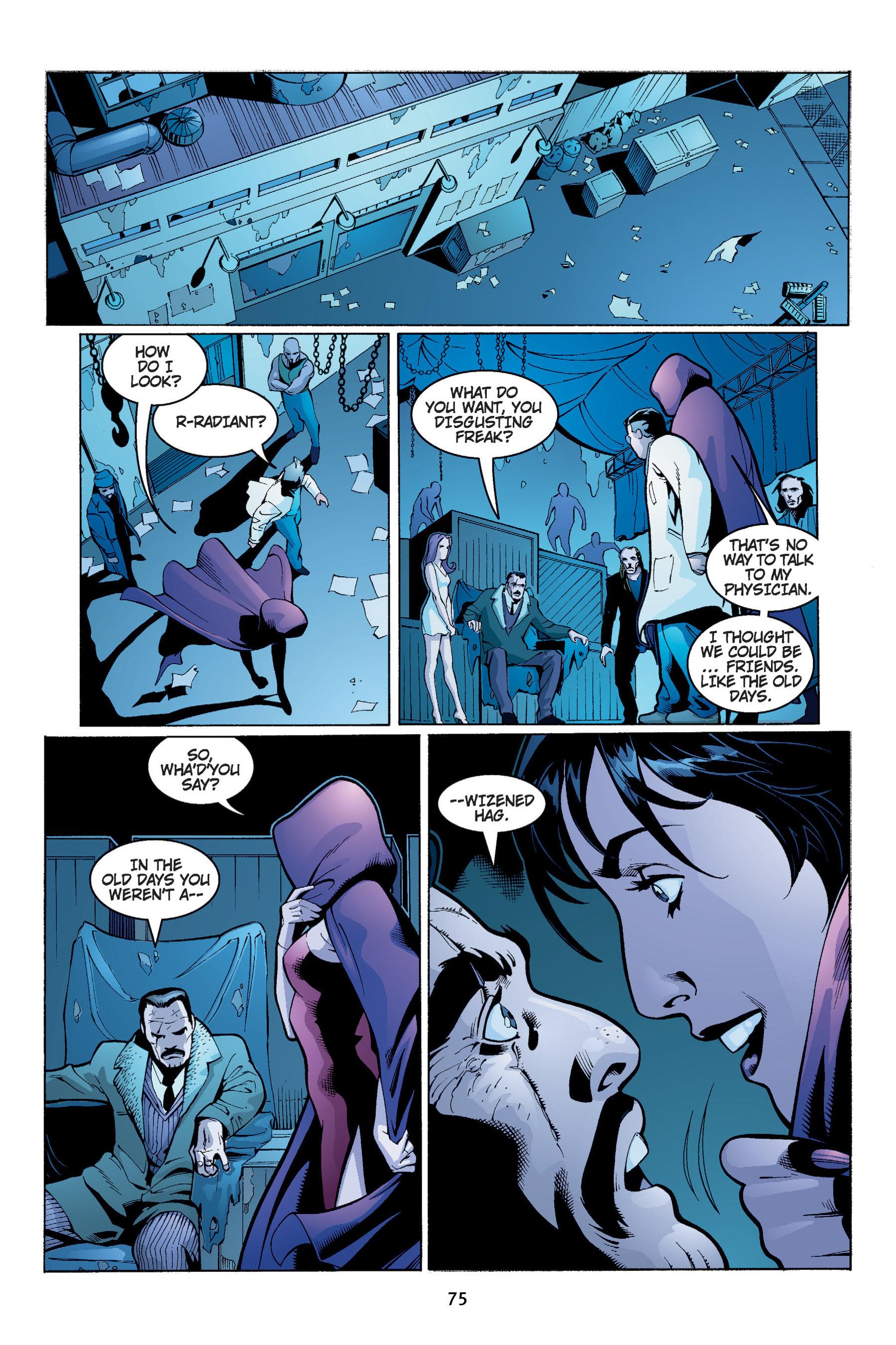 Read online Buffy the Vampire Slayer: Omnibus comic -  Issue # TPB 4 - 76